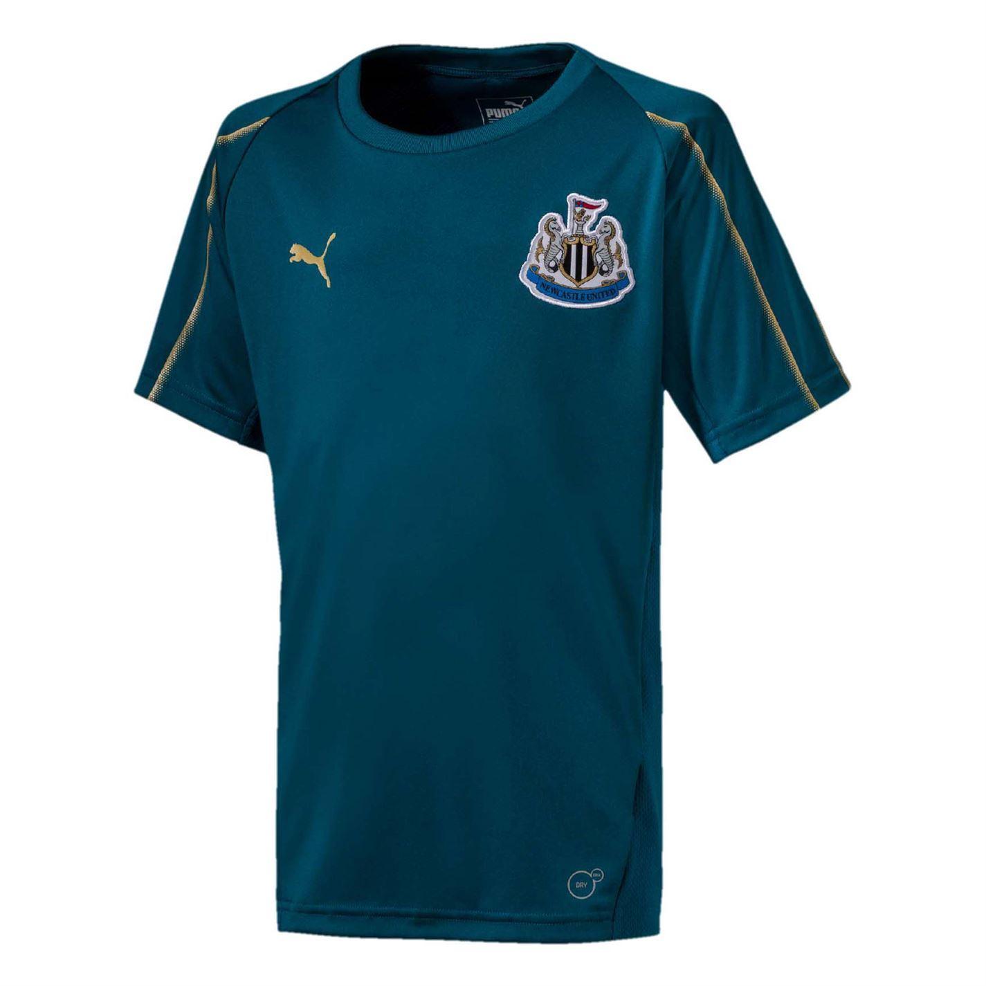 Puma Newcastle United Training Jersey 2018 2019 Football Soccer Fan ... a502b816f