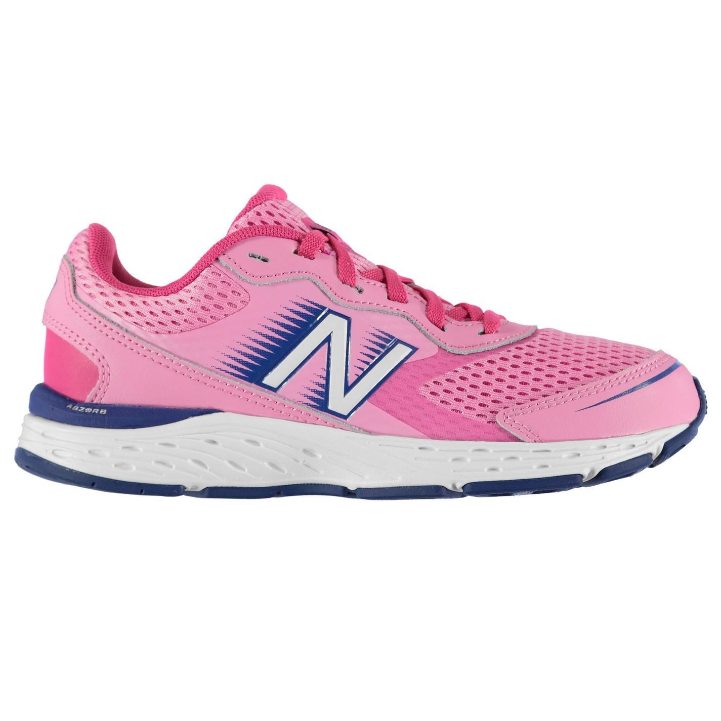 pink girls trainers