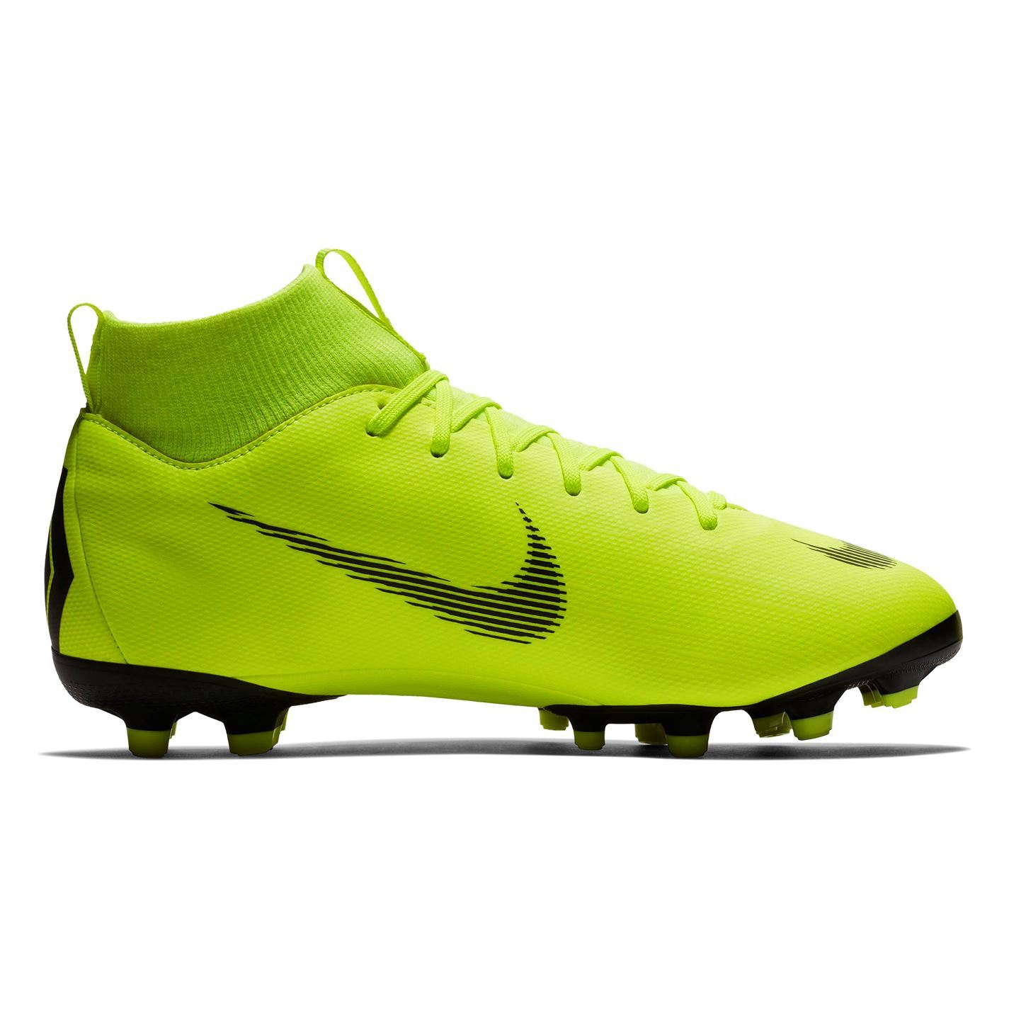 2dd13d7d4e1 Nike Mercurial Superfly Academy Firm Ground Football Boots Juniors ...