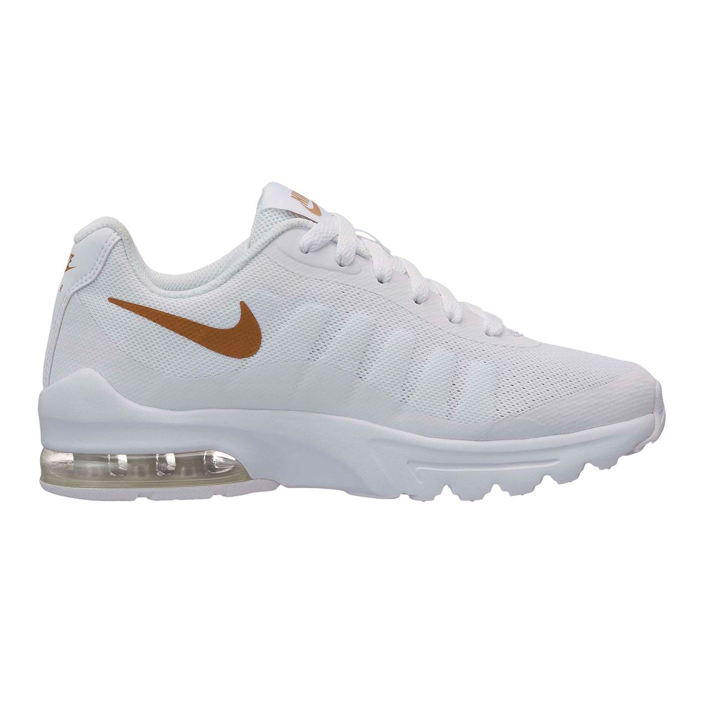 outlet store cdb8d 87acd Nike Air Max Invigor Trainers Junior Boys Shoes Footwear | eBay