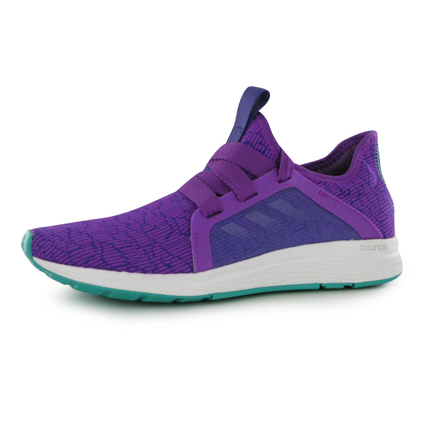 Purple Shoes Run Lux Trainers Fitness Edge Womens Running Adidas 7ybgf6