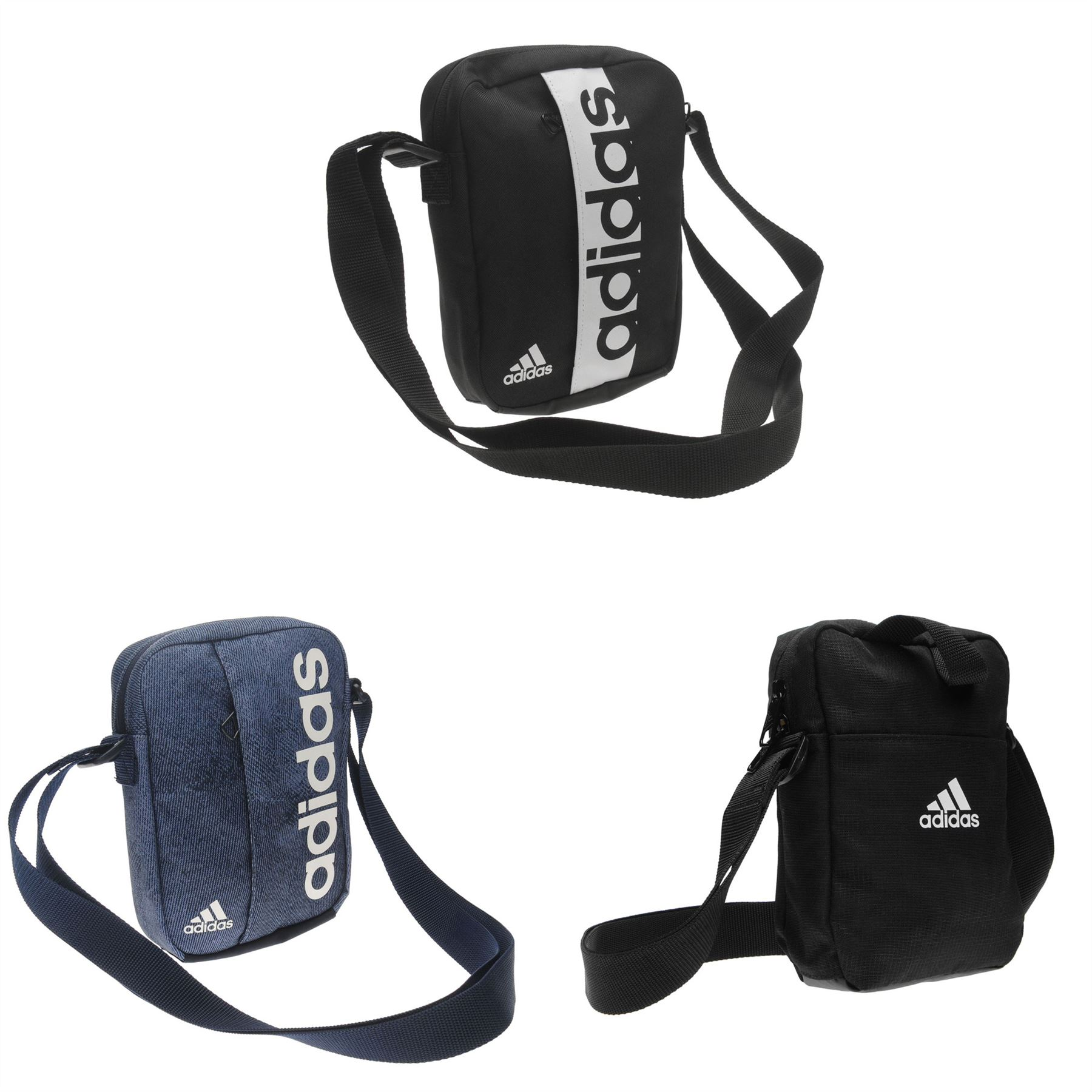 77daf97b40d ... adidas Small Item Gadget Bag Shoulder Organiser Bag ...