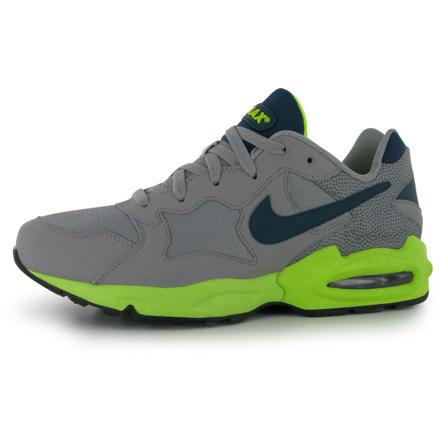 Nike Air Max Triax 94 Men's Running Shoes Grey/Volt