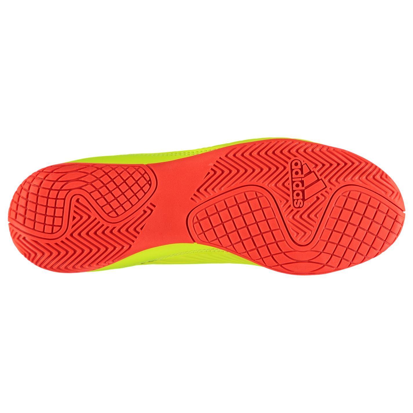 41f5aae9213d ... adidas Predator Tango 18.3 Indoor Football Trainers Juniors Yellow  Soccer Shoes ...