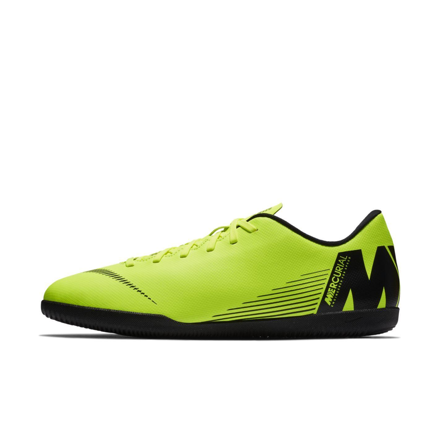 Nike Mercurial Vapor Club Indoor Football Trainers Mens Soccer ... 8fe7a24de66c