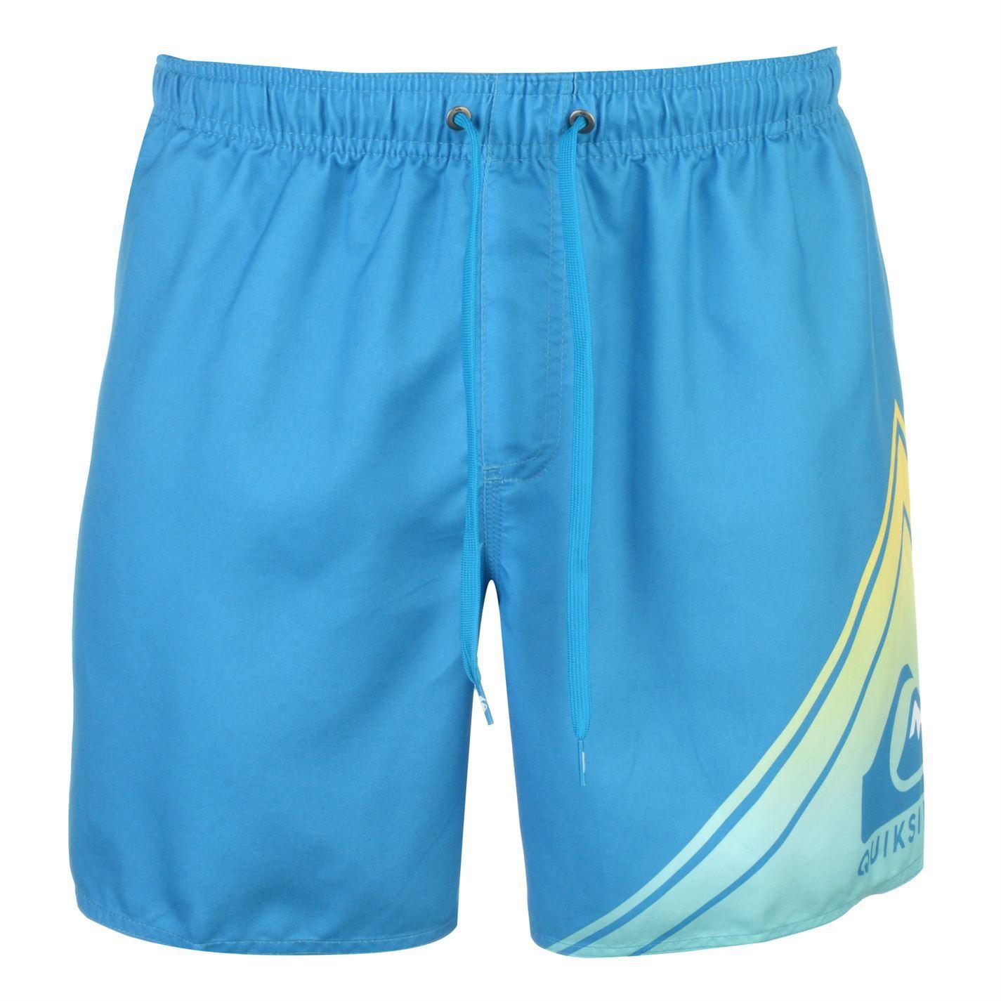 abb1ed2afddb Detalles de Quiksilver Ondulación One Boardshorts Hombre Pantalones Traje  de Play o Baño