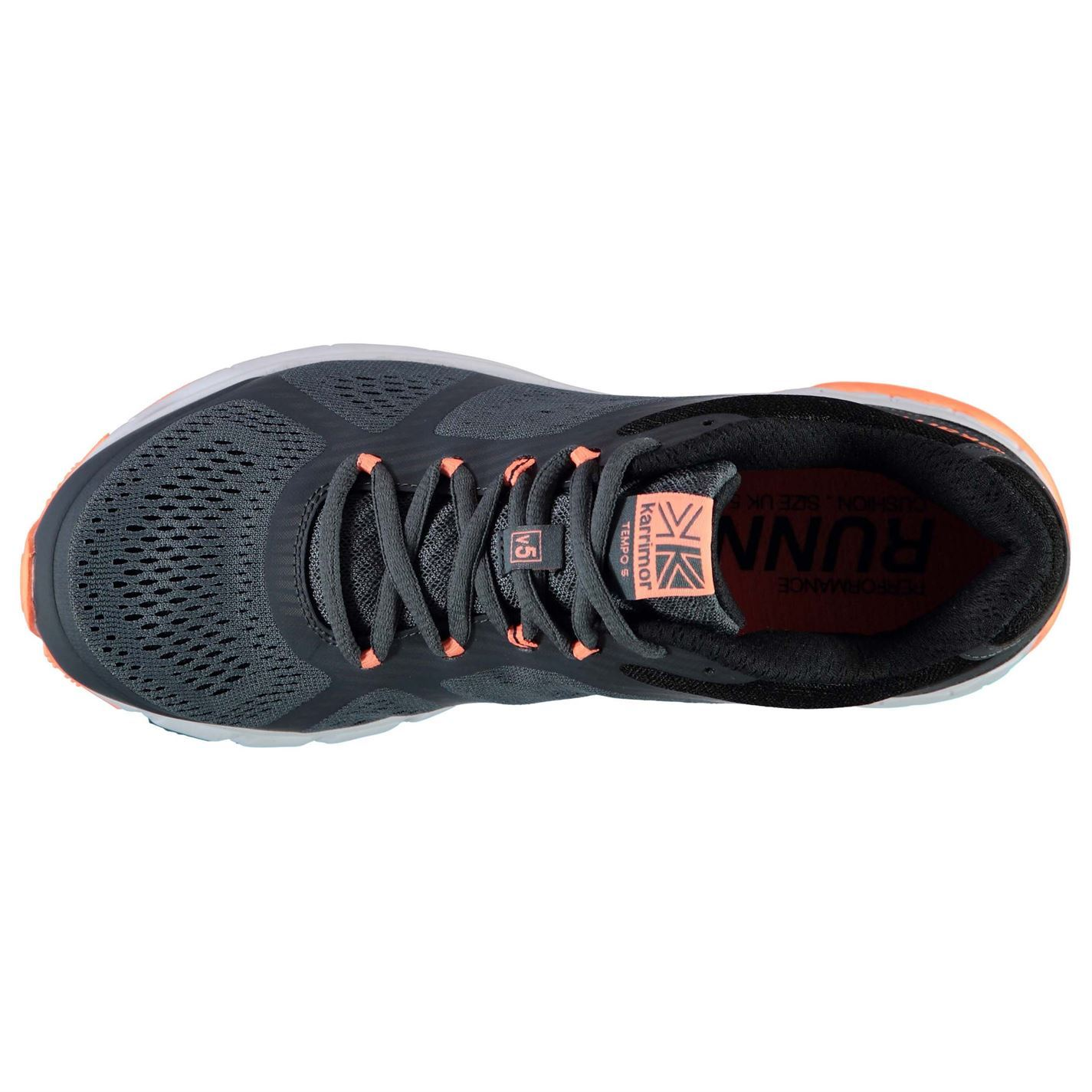 karrimor tempo 5 support ladies road running shoes