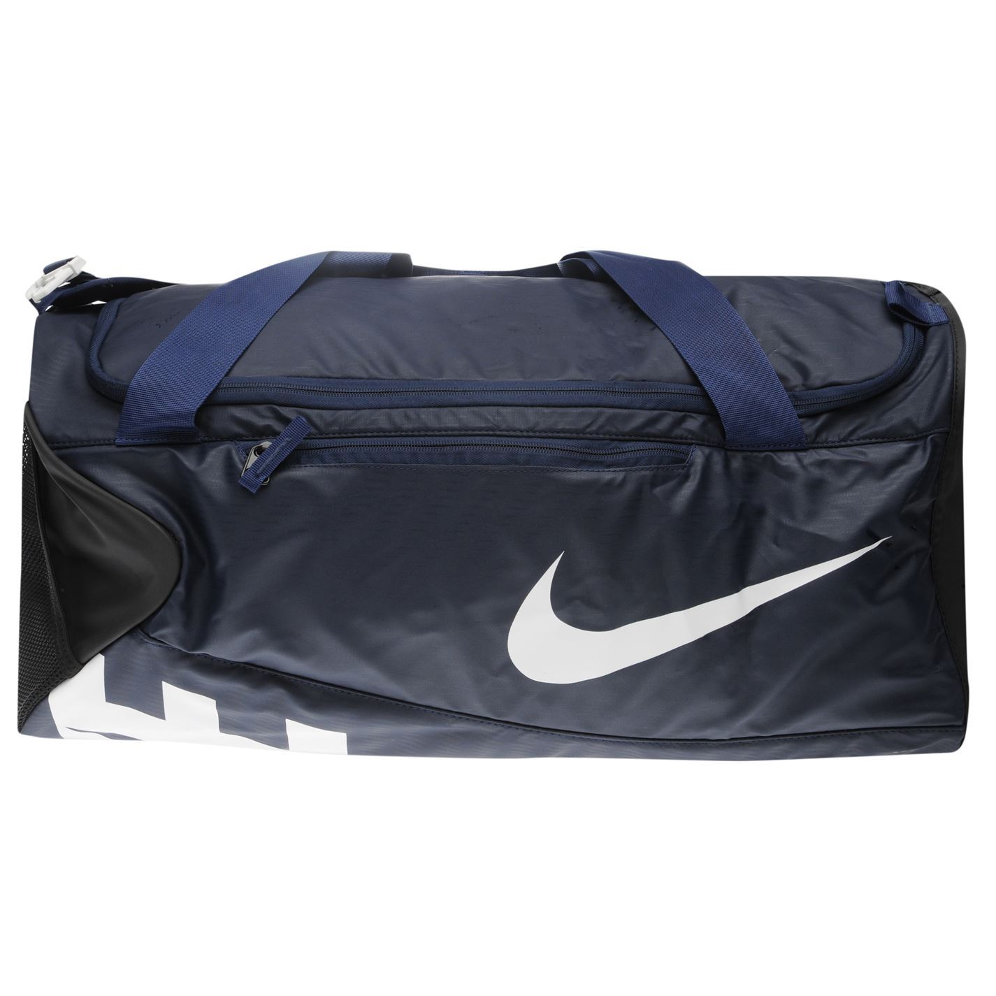 ... Nike Alpha Adapt Cross Body Duffel Bag Navy Blk Sports Gym Bag Holdall  Carryall 6ed52f78baf20