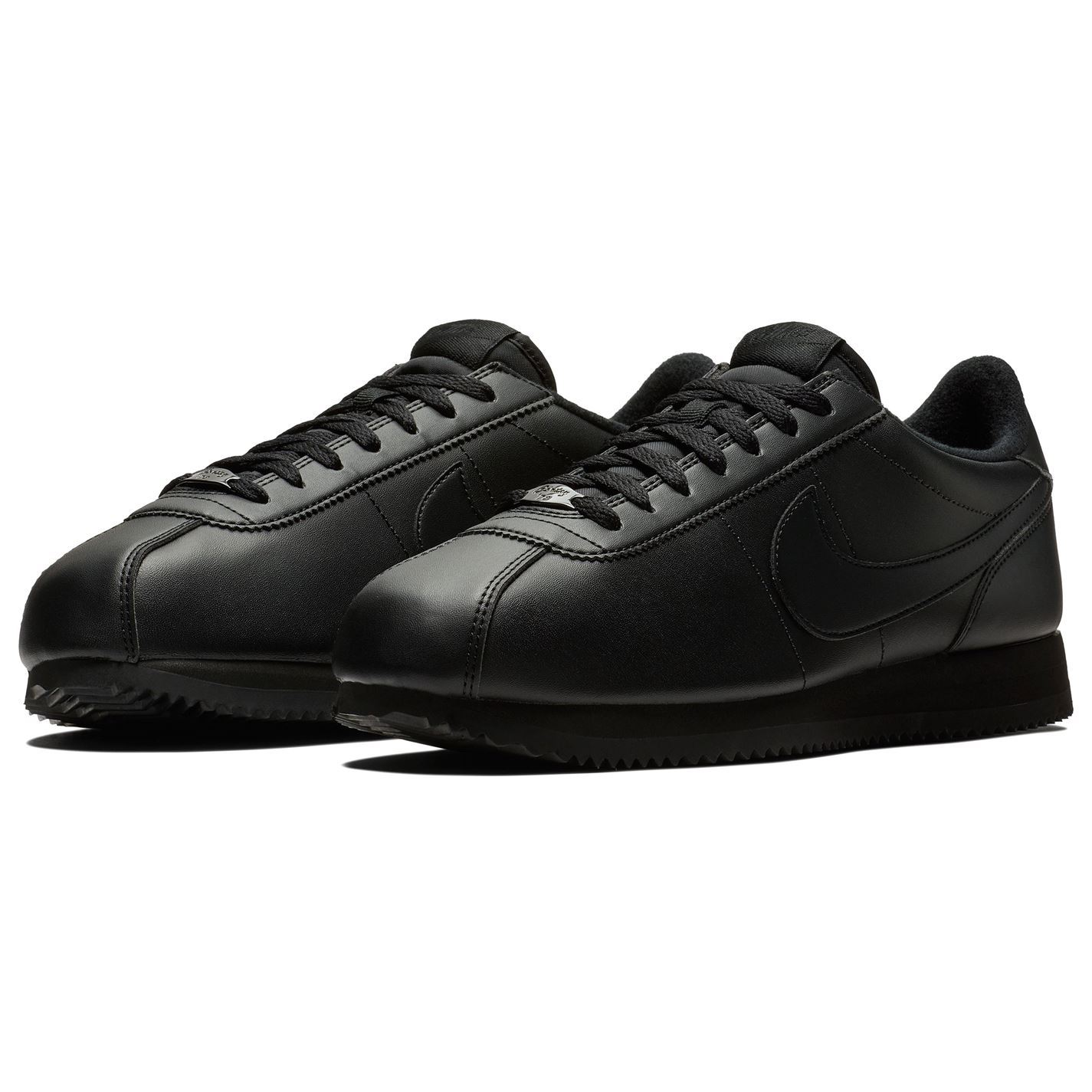 Nike Cortez Basic Leather Trainers Mens