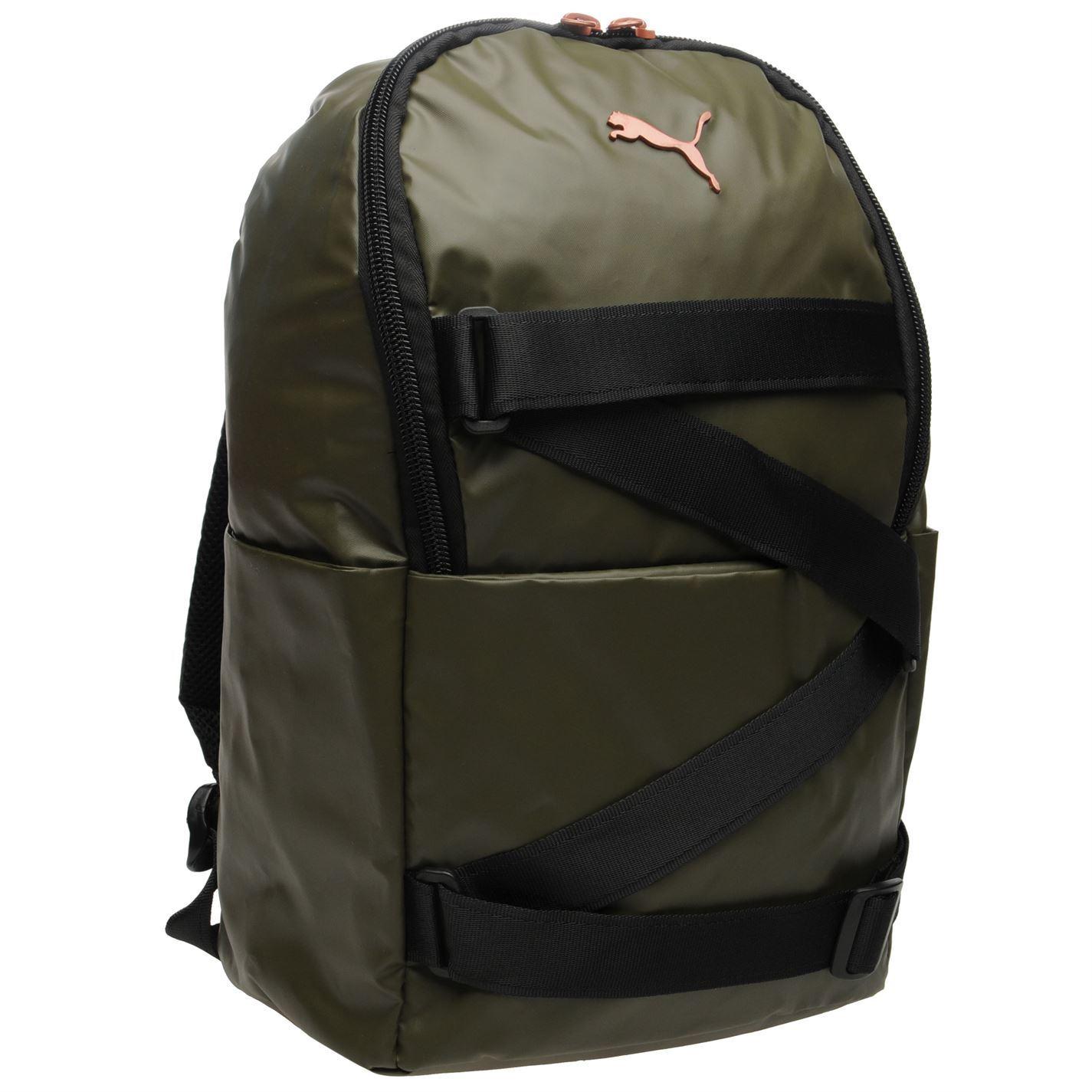 aebbf1cba5d6 ... Puma VR Barrel Bag Olive Sports Kit Holdall Carryall Gymbag ...