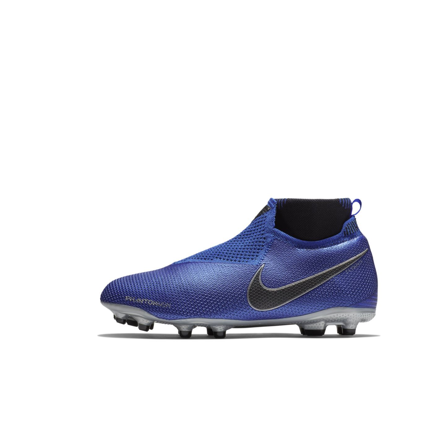 new concept 48d02 49586 ... Nike Phantom Vision Elite DF FG Firm Ground Football Boots Juniors  Soccer Cleats