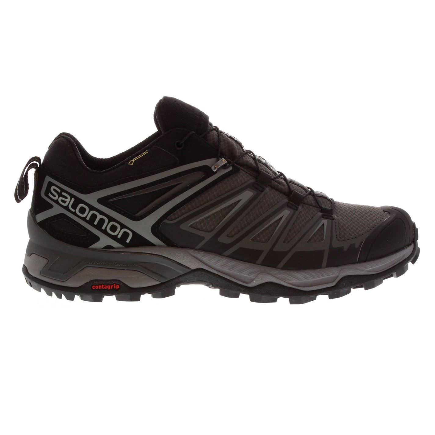 c7f27dc6112 Salomon X Ultra 3 GTX Low Walking Shoes Mens Hiking Footwear Boots ...