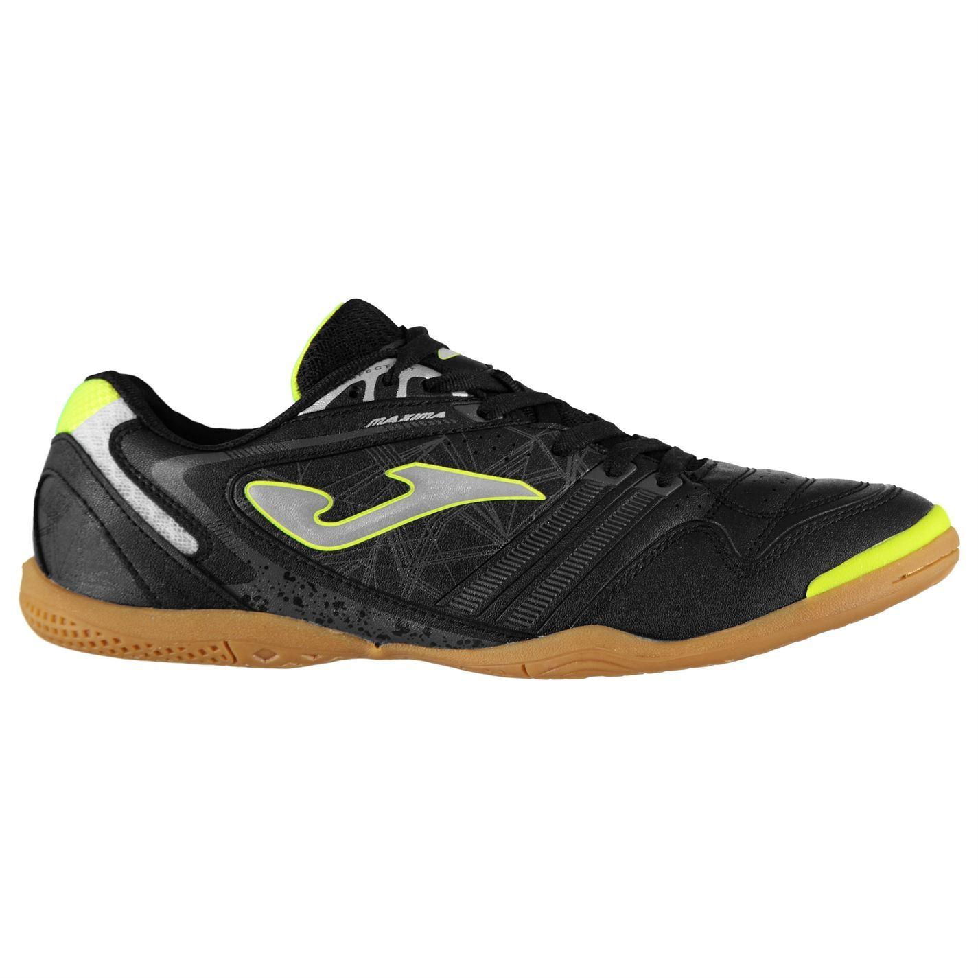 4c16354a09d Joma Maxima Indoor Football Trainers Mens Soccer Futsal Shoes ...