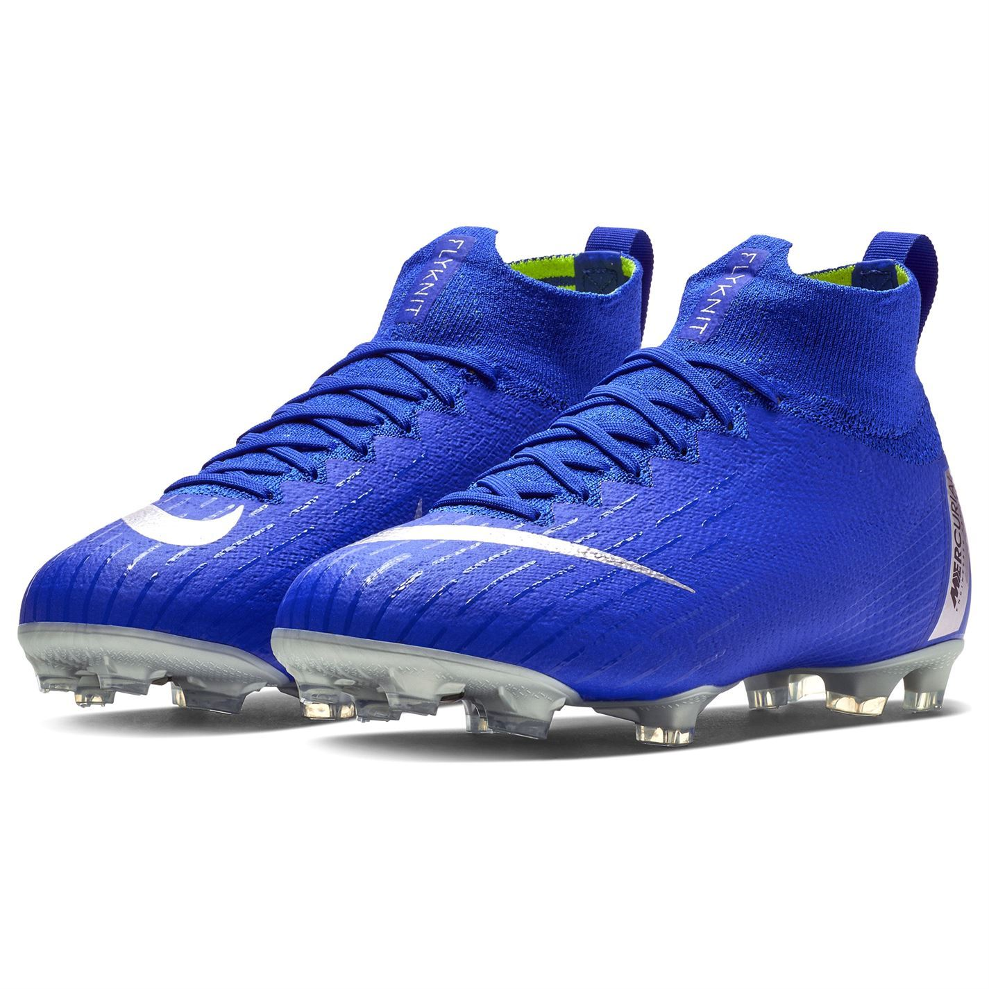 best service 911e3 56c34 Details about Nike Mercurial Superfly Elite Football Boots Firm Ground  Juniors Soccer Cleats
