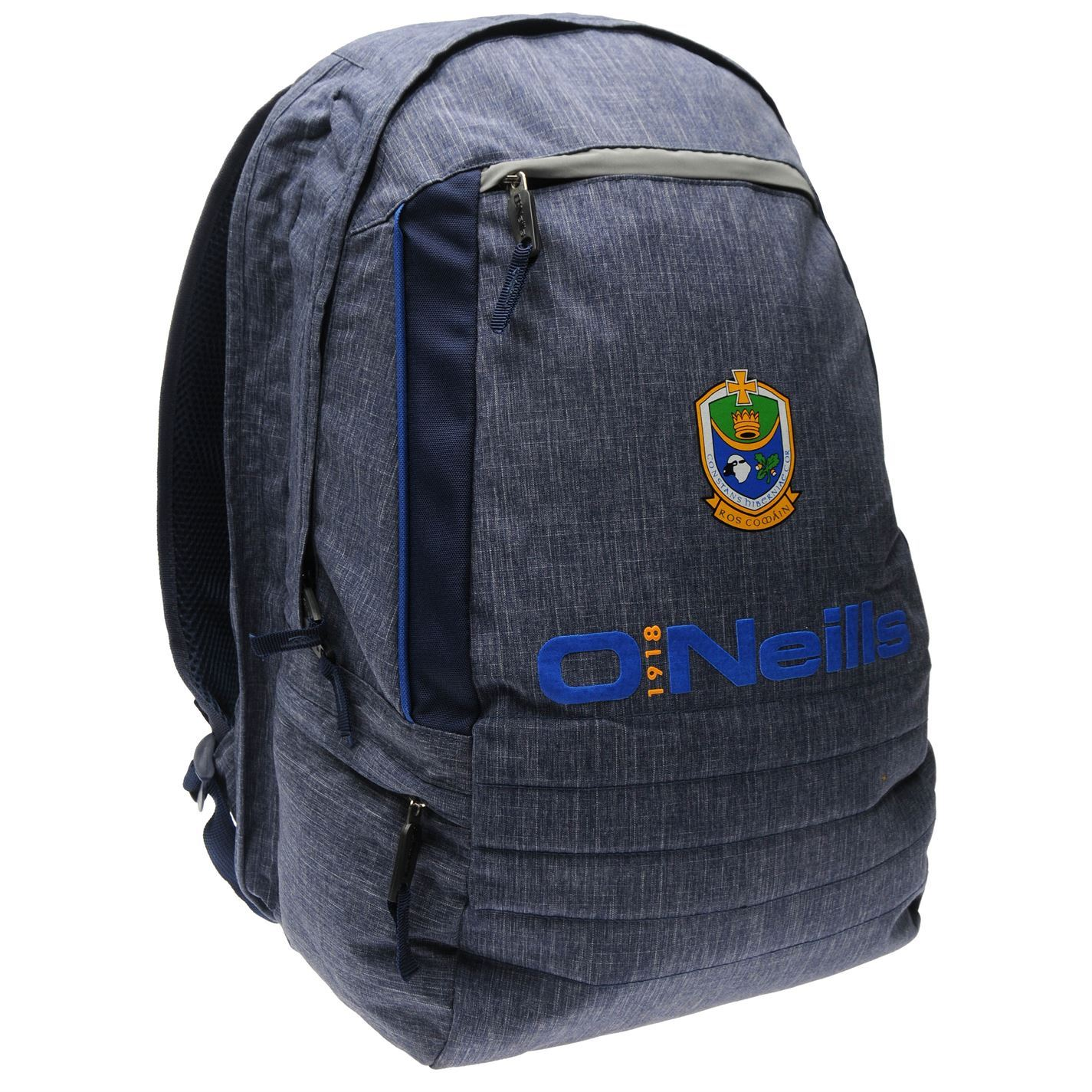 b0823aec5294bd Details about O'Neills Roscommon GAA Gaelic AA Falcon Backpack Marine Sports  Bag Rucksack