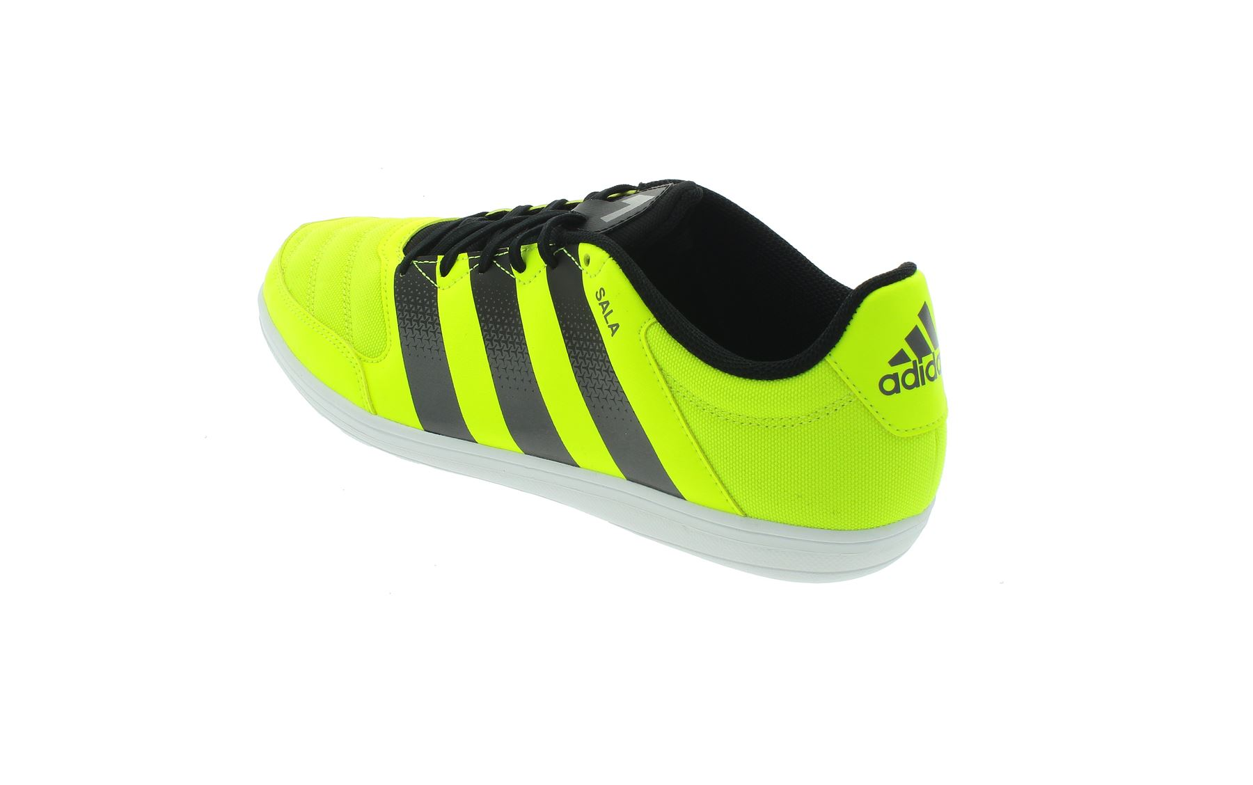 buy online 4c943 9591e ... adidas Ace 16.4 Street Indoor Football Shoes Mens Yellow Black Soccer  Trainers
