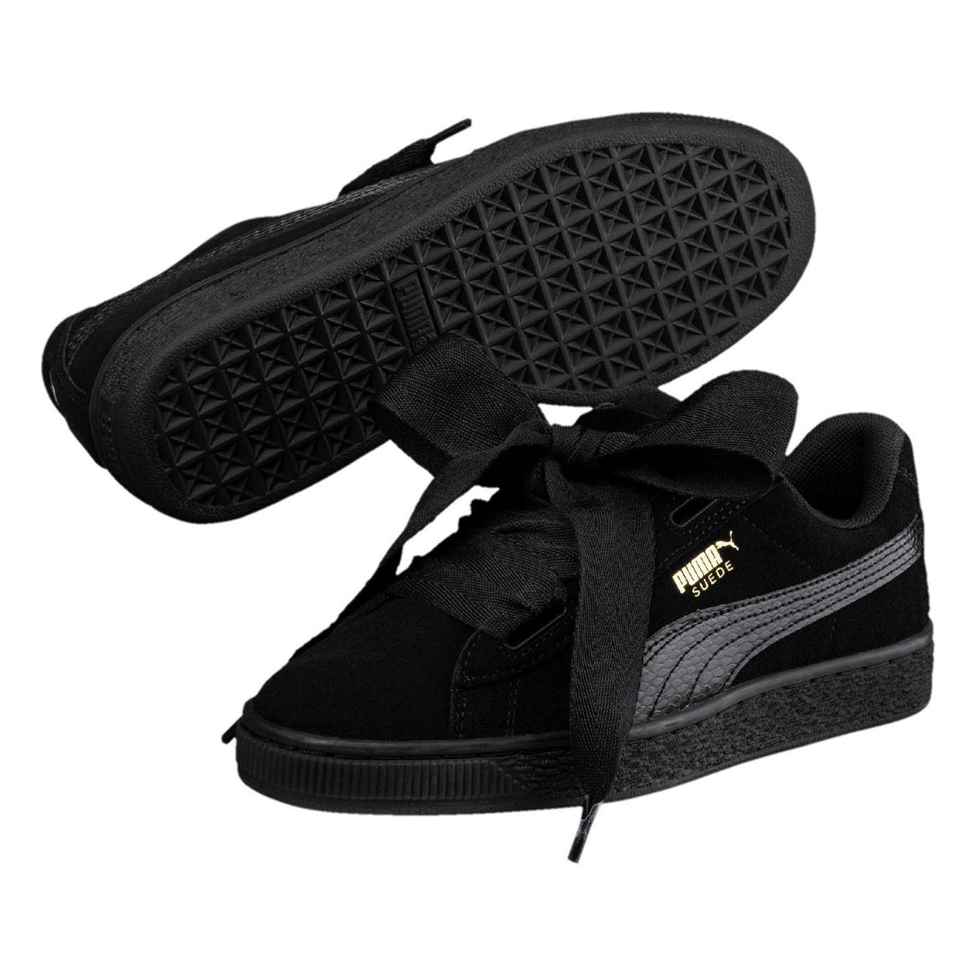 d4289c0ed67 Puma Suede Heart Sneakers Girls Shoes Footwear   eBay