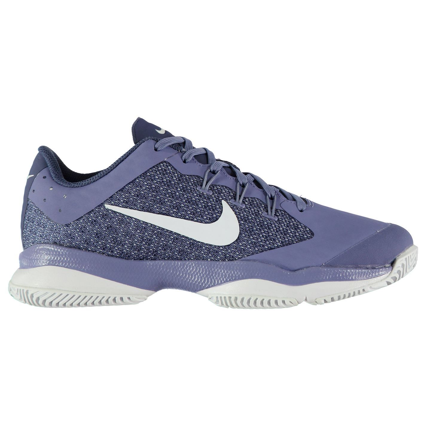 brand new 32afe e1562 Details about Nike Air Zoom Ultra Tennis Shoes Womens PurpleWhite Court  Trainers Sneakers