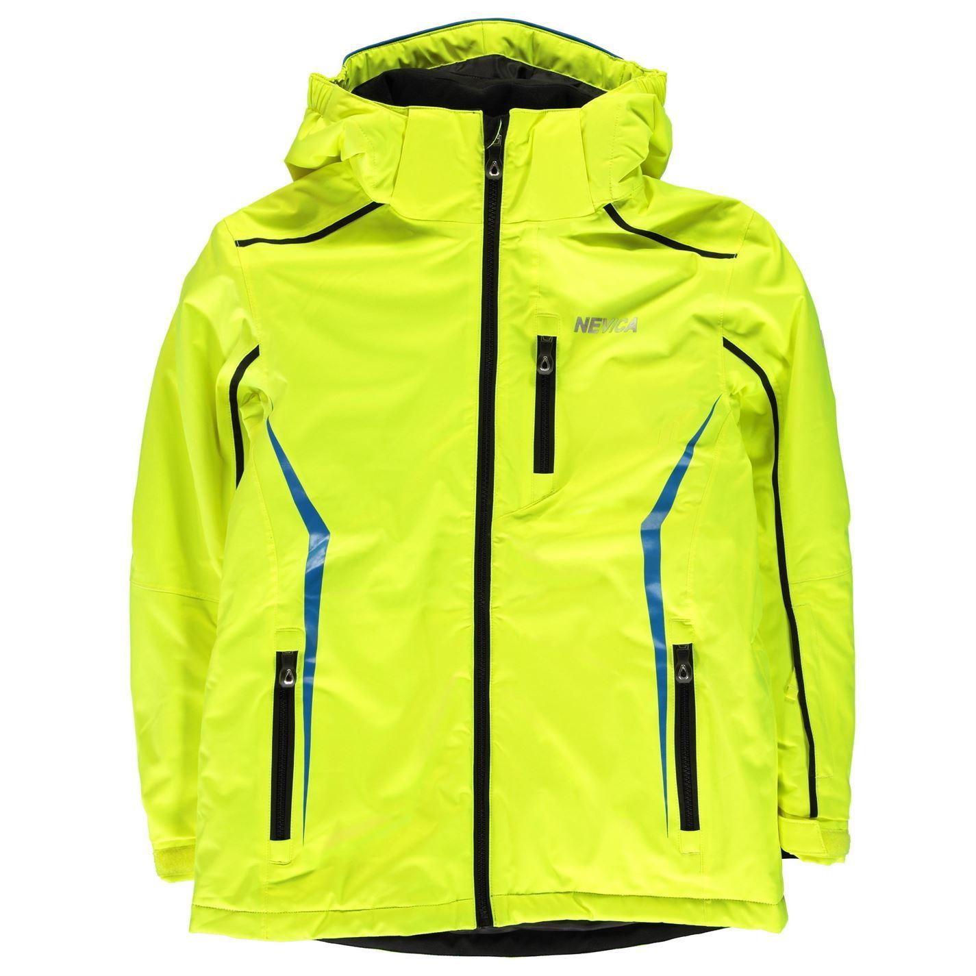 ... Nevica Meribel Jacket Junior Boys Snow Coat Skiing Outerwear ... 14f6c4ab003