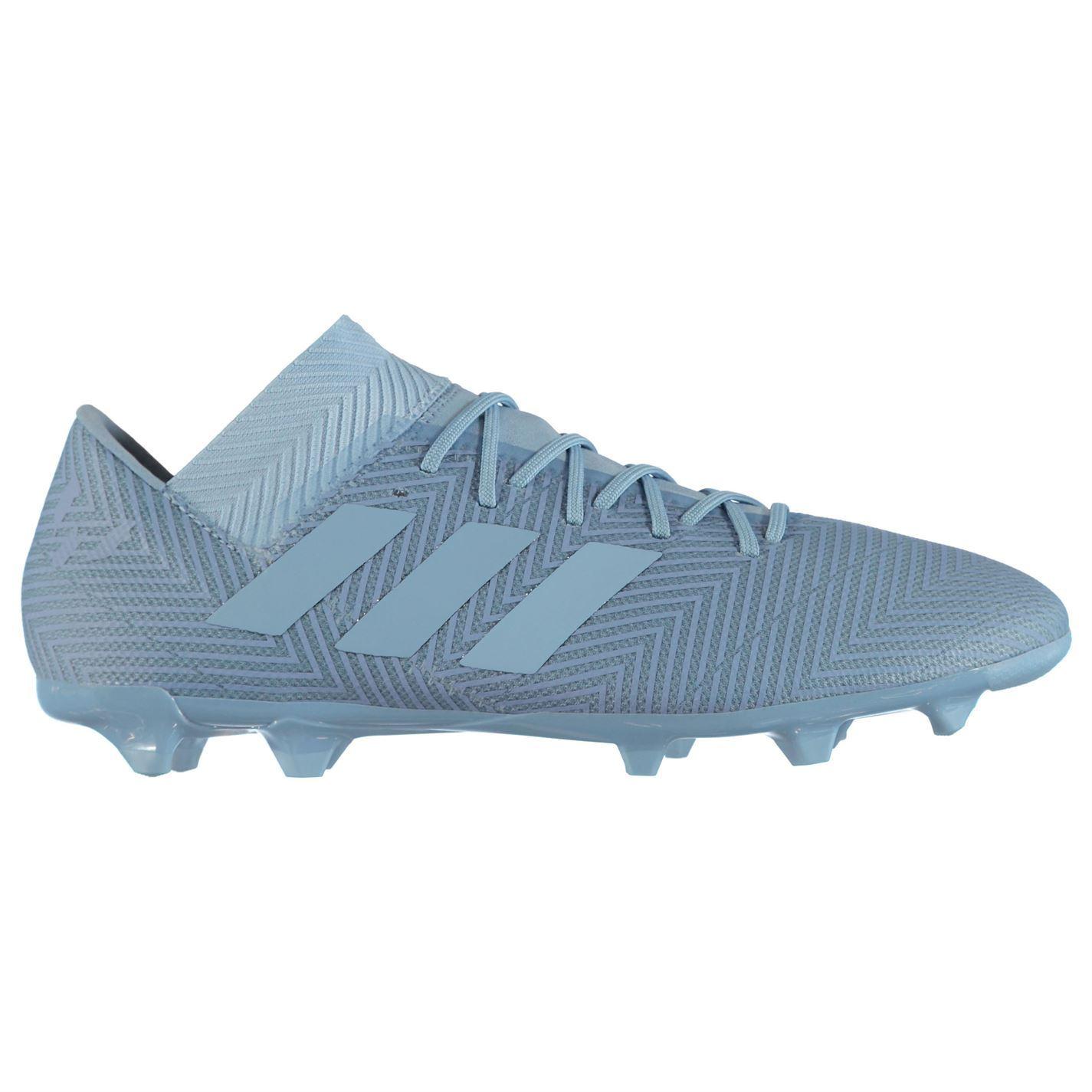 1d8e07d1fe2f4 adidas Nemeziz Messi 18.3 FG Firm Ground Football Boots Mens Soccer ...