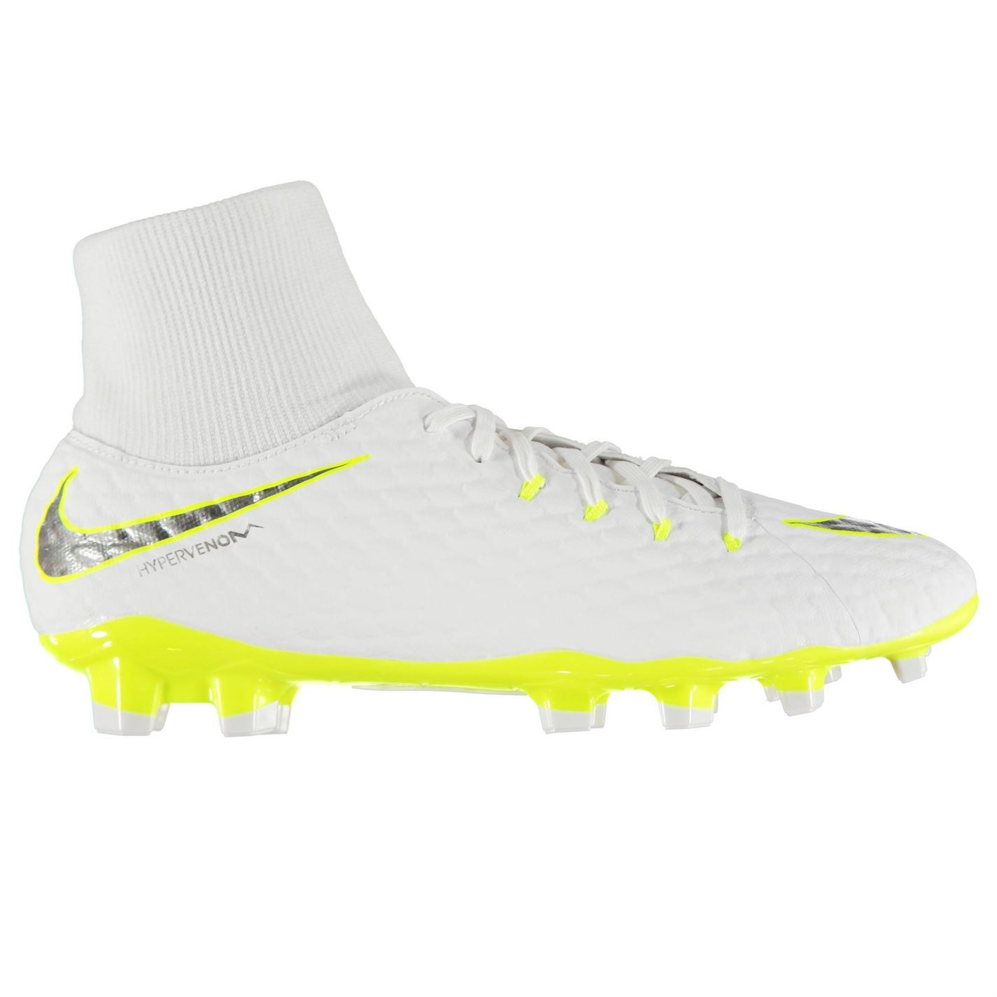 super popular 7579a bb16a Nike Hypervenom Phantom Academy DF Firm Ground Football ...
