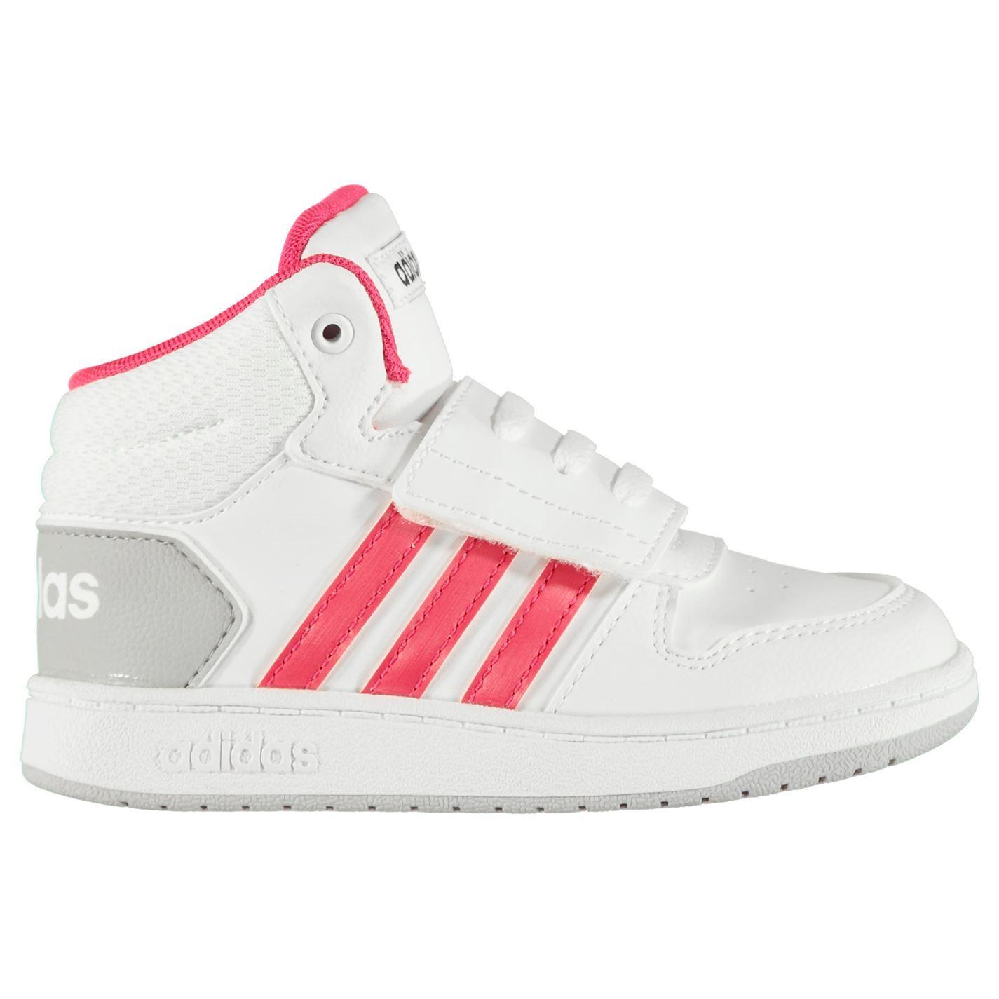 chaussure adidas hoops enfant