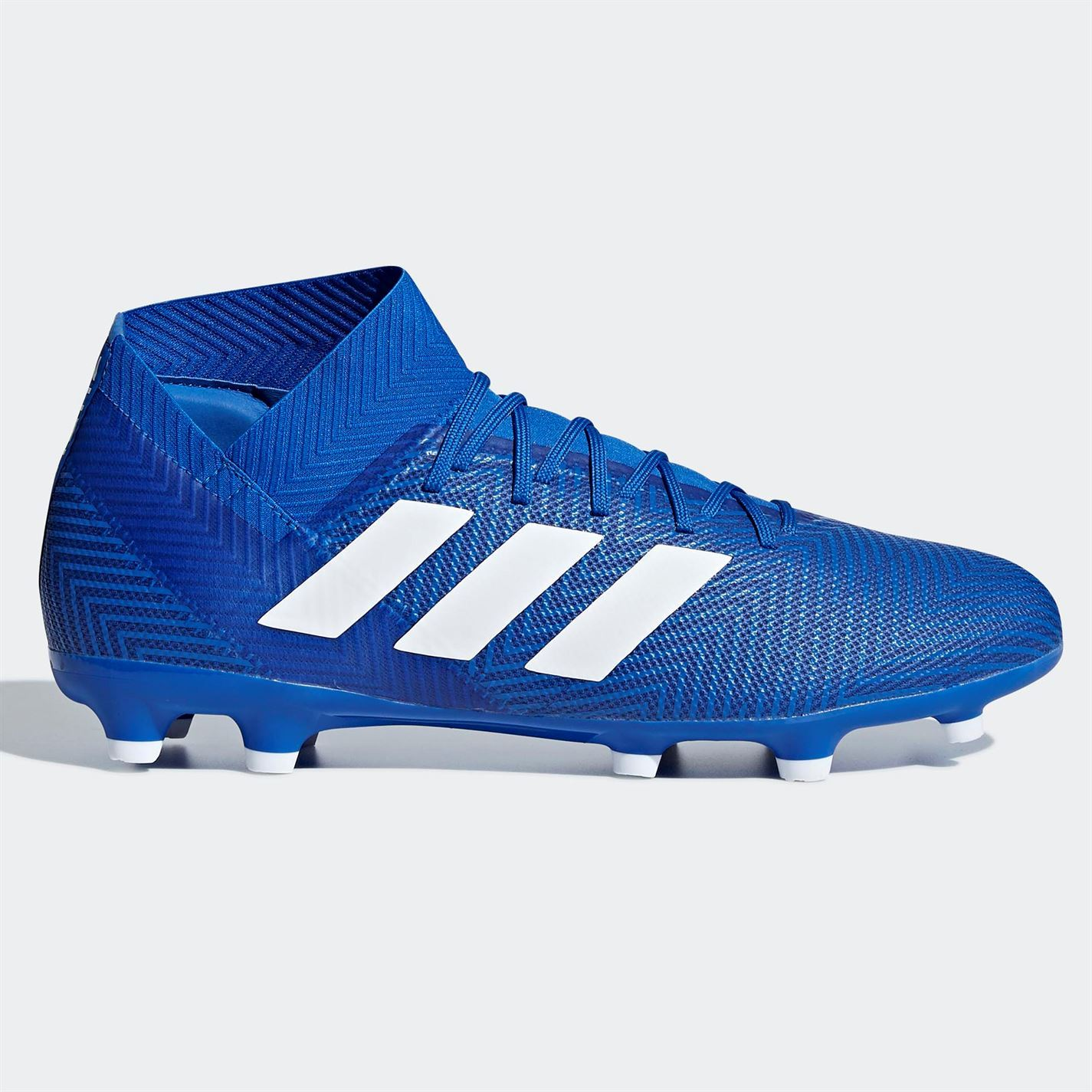 fb9f0491f adidas Nemeziz 18.3 FG Firm Ground Football Boots Mens Soccer Shoes Cleats
