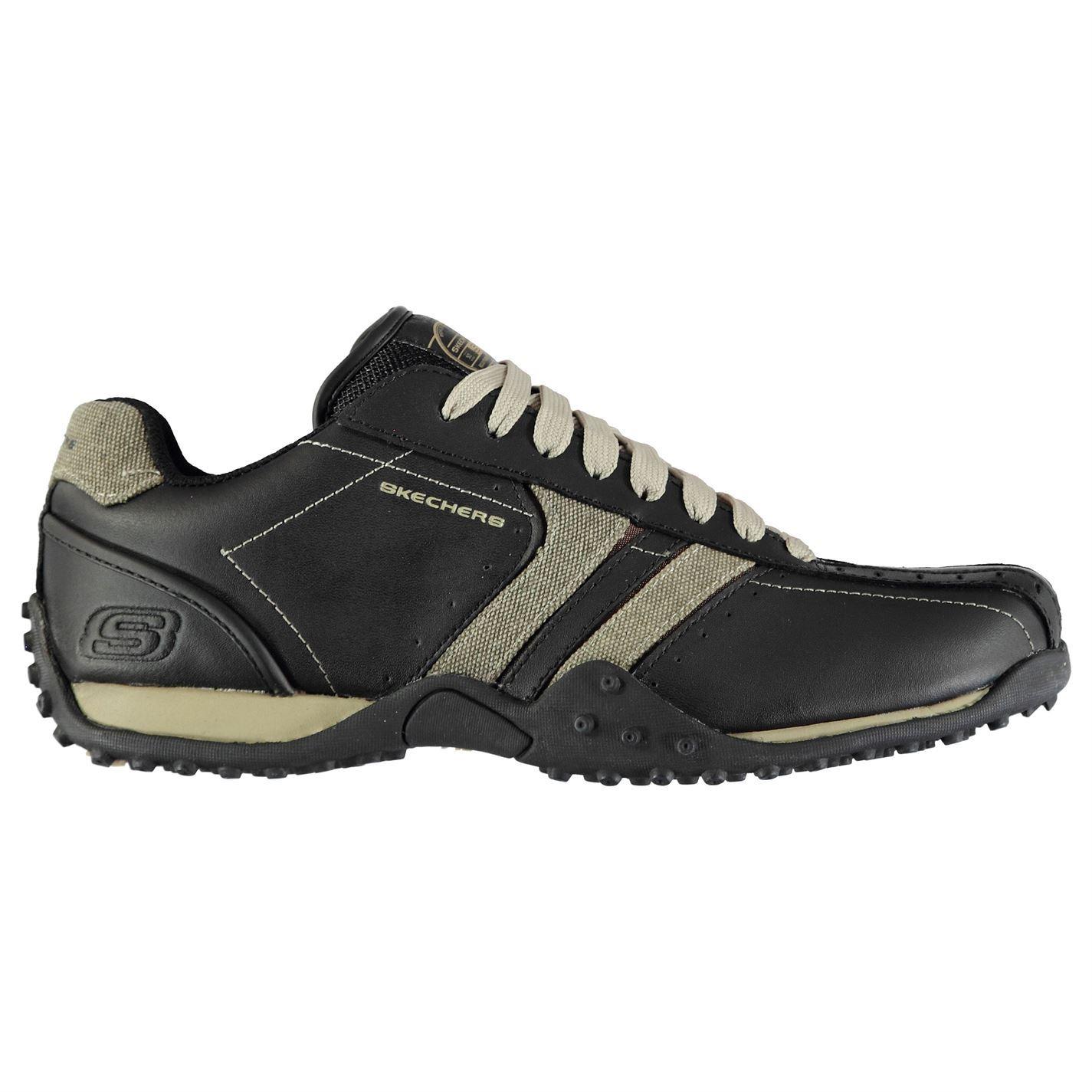 Skechers-Urban-Track-Forward-Trainers-Mens-Athleisure-Footwear-Shoes-Sneakers thumbnail 3