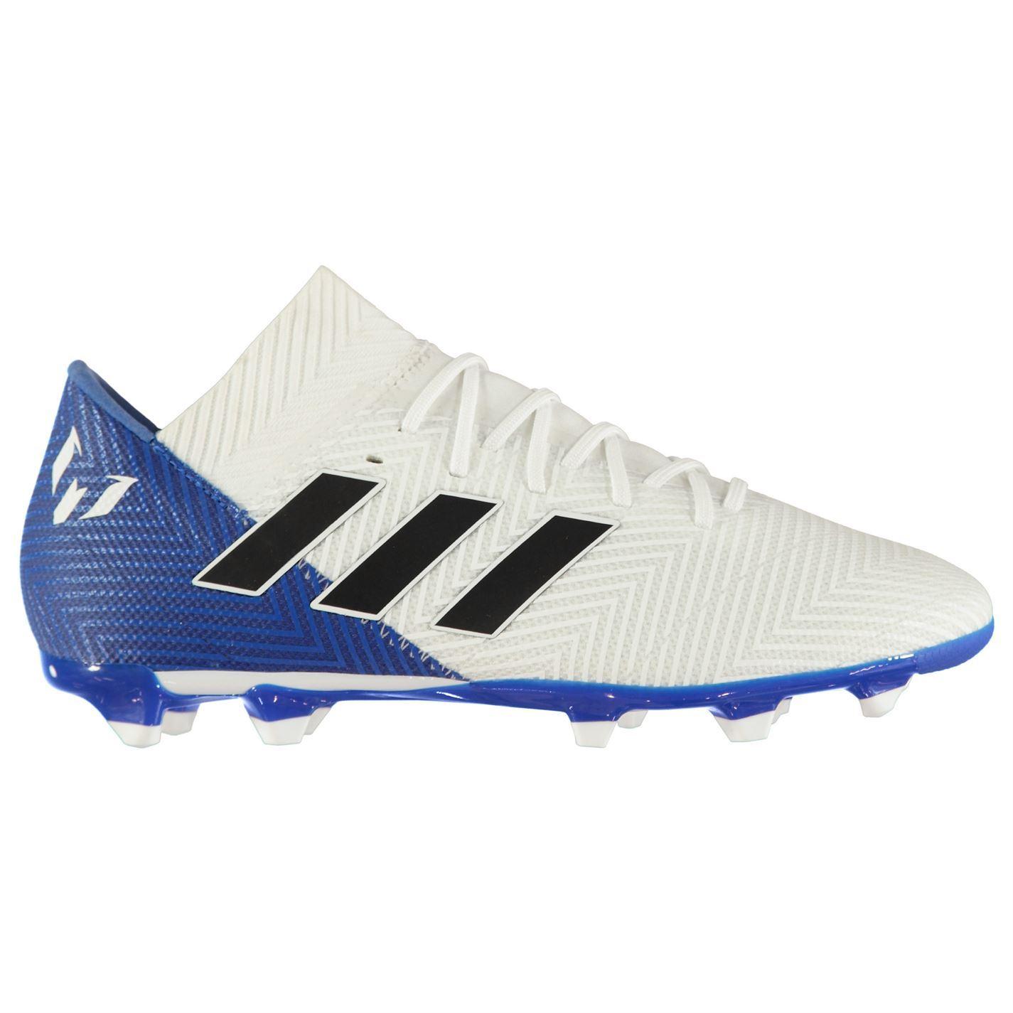 info for 7be0b 8e903 ... adidas Nemeziz Messi 18.3 FG Firm Ground Football Boots Mens Soccer  Shoes Cleats