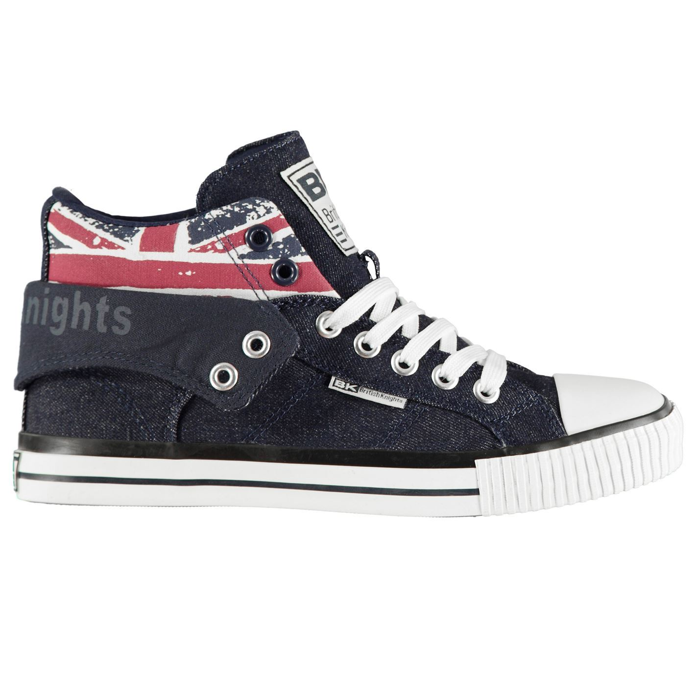 Supply British Knights Roco Pu Hi Top Trainers Womens Athleisure Shoes Sneakers Clothing, Shoes & Accessories