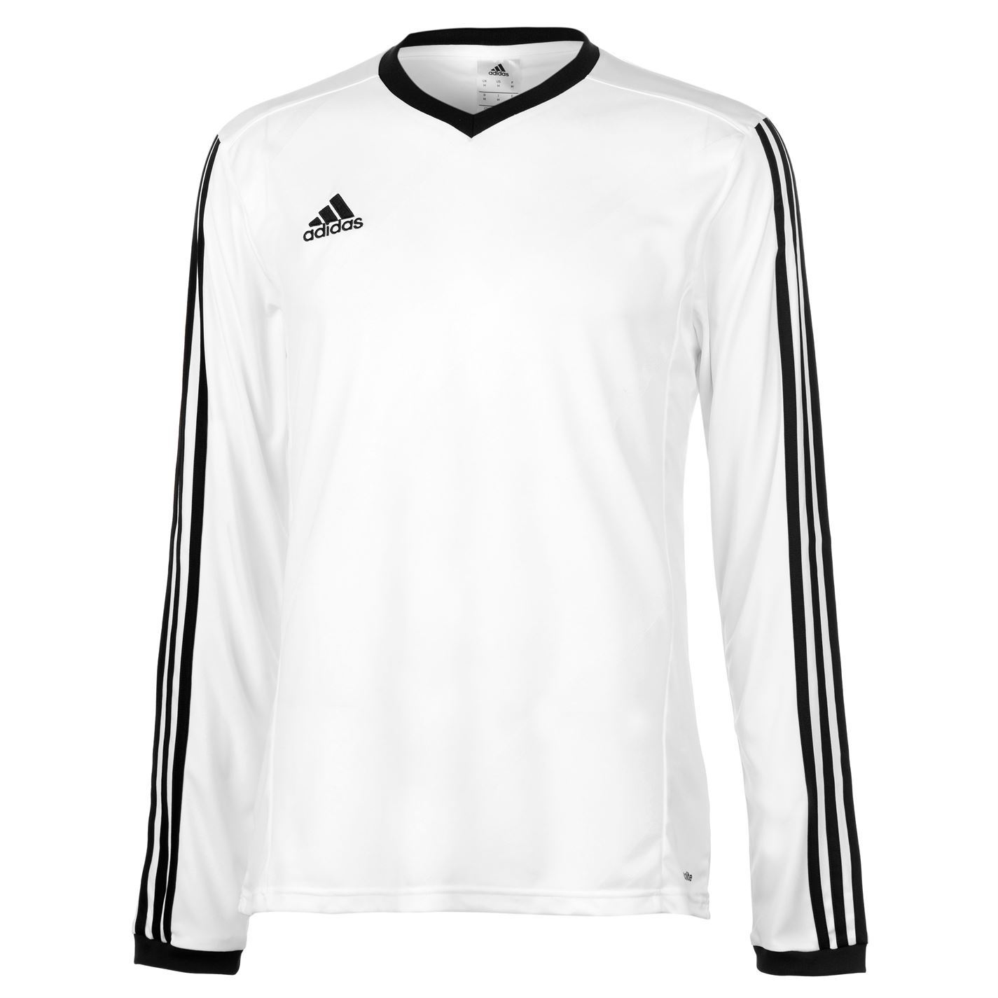 953292b7f01 adidas Tabela 14 Long Sleeve Football Jersey Mens Soccer Shirt Top T ...