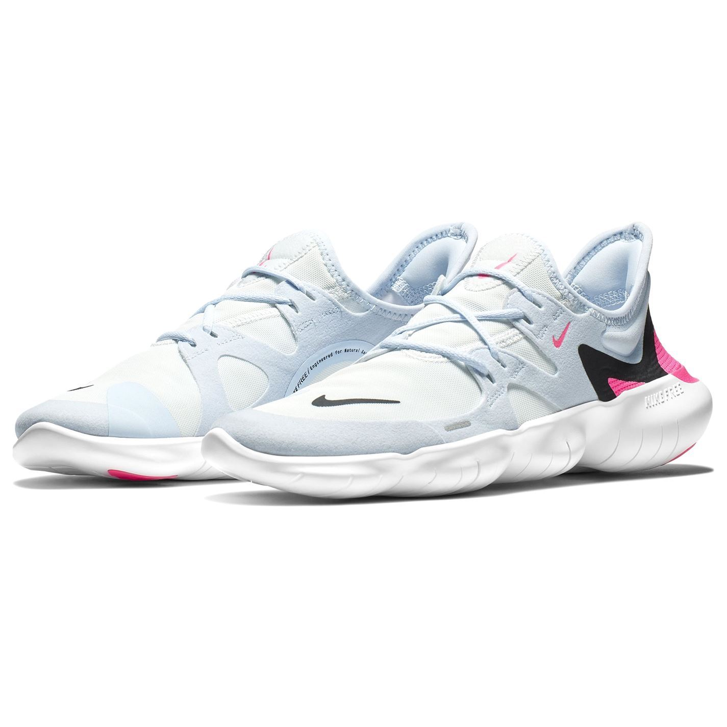 online store a1a85 e2ed8 Details about Nike Free Run 5.0 Womens Running Shoes Trainers Ladies  Athleisure Sneakers
