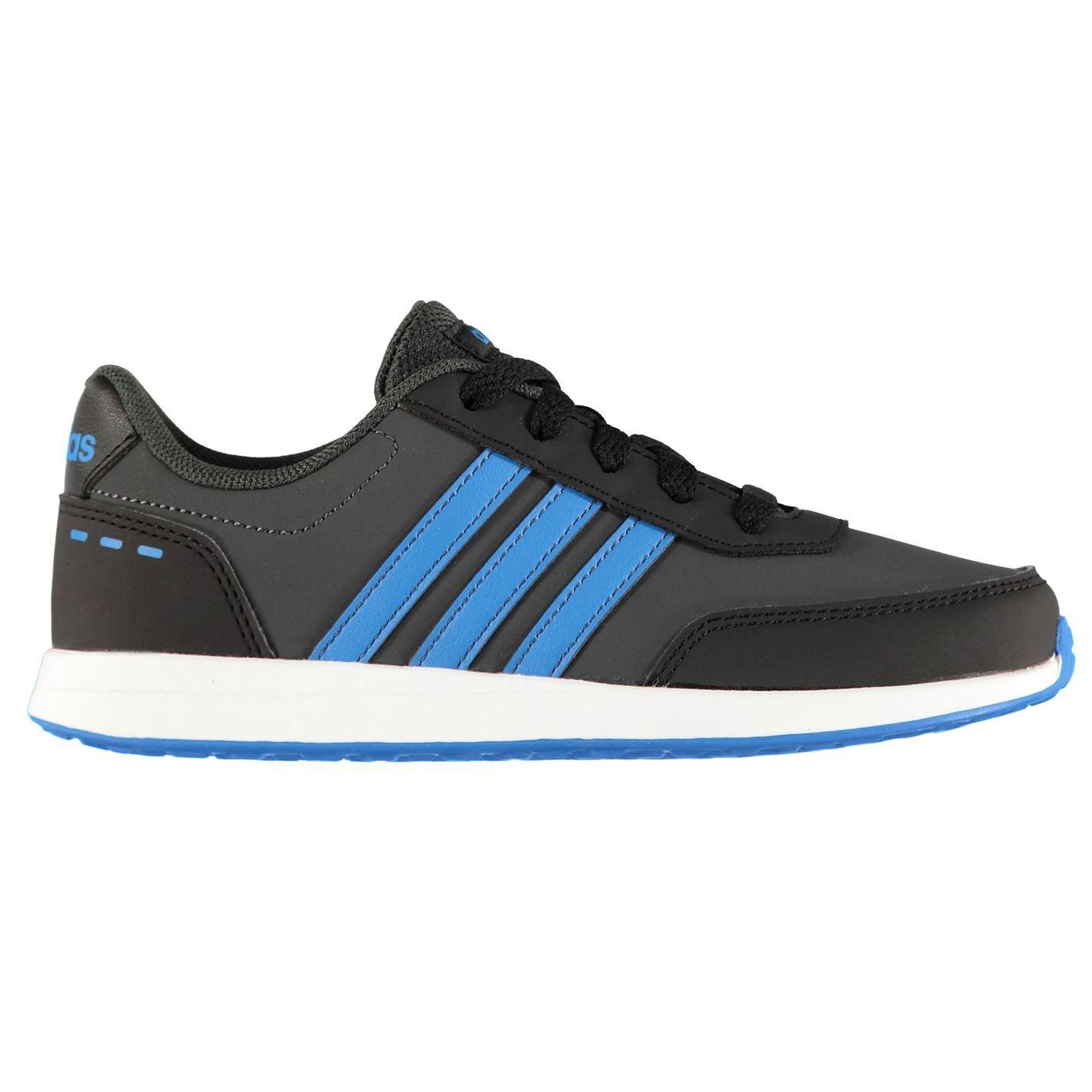 miniatura 13 - ADIDAS-Switch-Nubuck-Scarpe-da-ginnastica-bambino-ragazzo-calzature