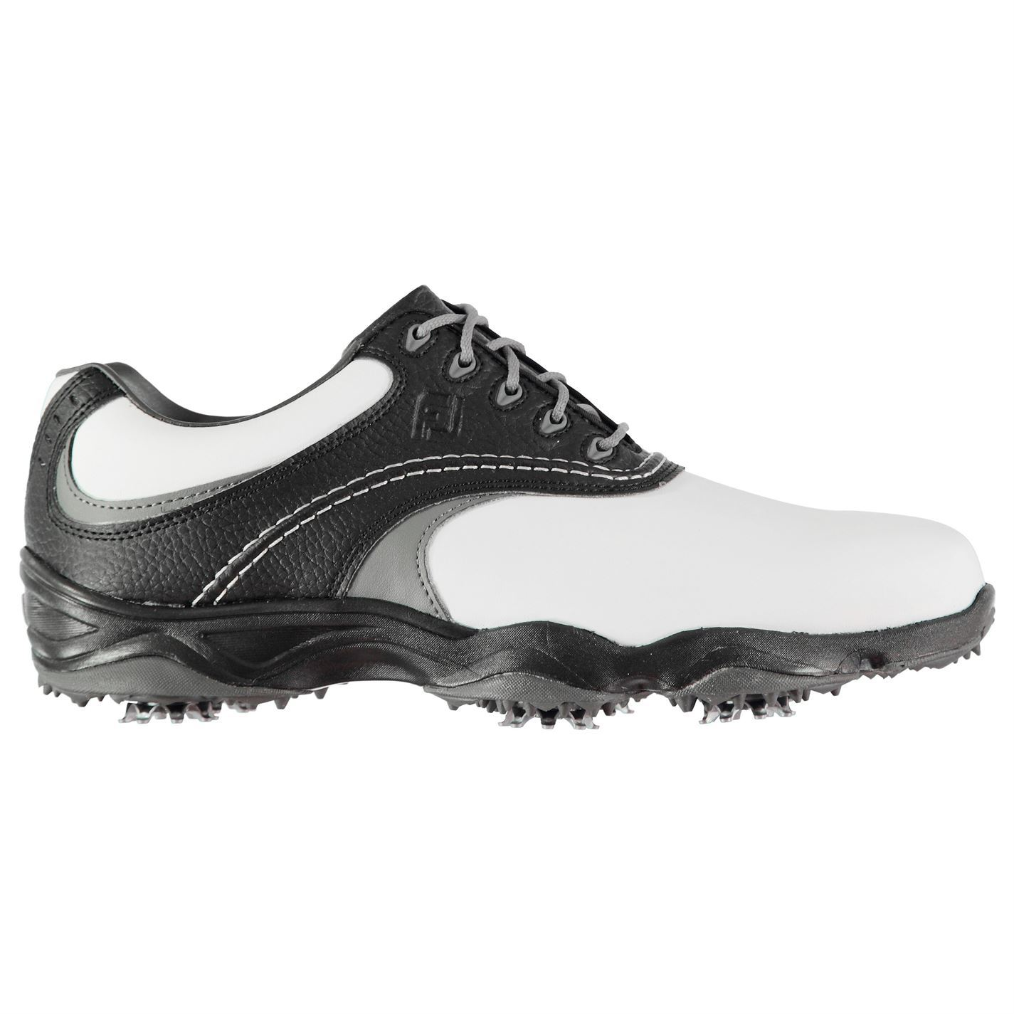 Footjoy-Originals-Golf-Shoes-Mens-Spikes-Footwear thumbnail 17