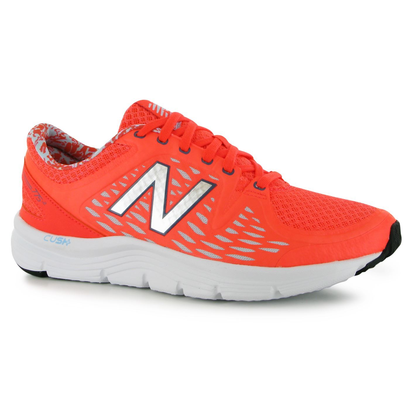 New Balance W775 V2 Running Shoes Womens Coral/Wht
