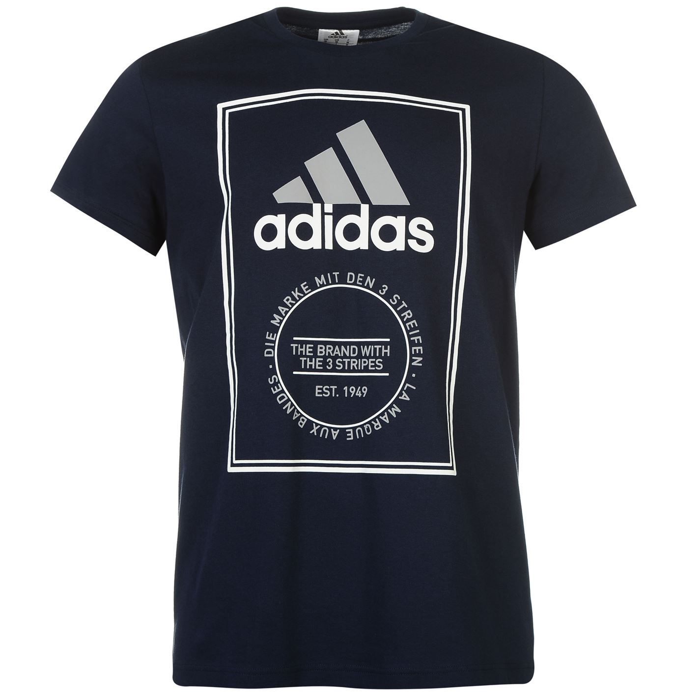 adidas t shirt essential