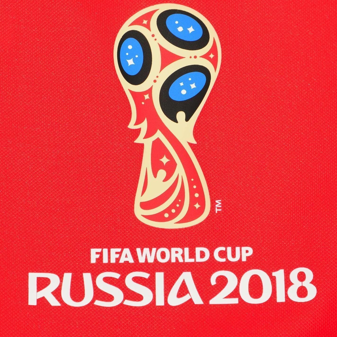miniature 5 - FIFA Coupe du monde 2018 Angleterre T-Shirt Homme Football Soccer tee shirt top