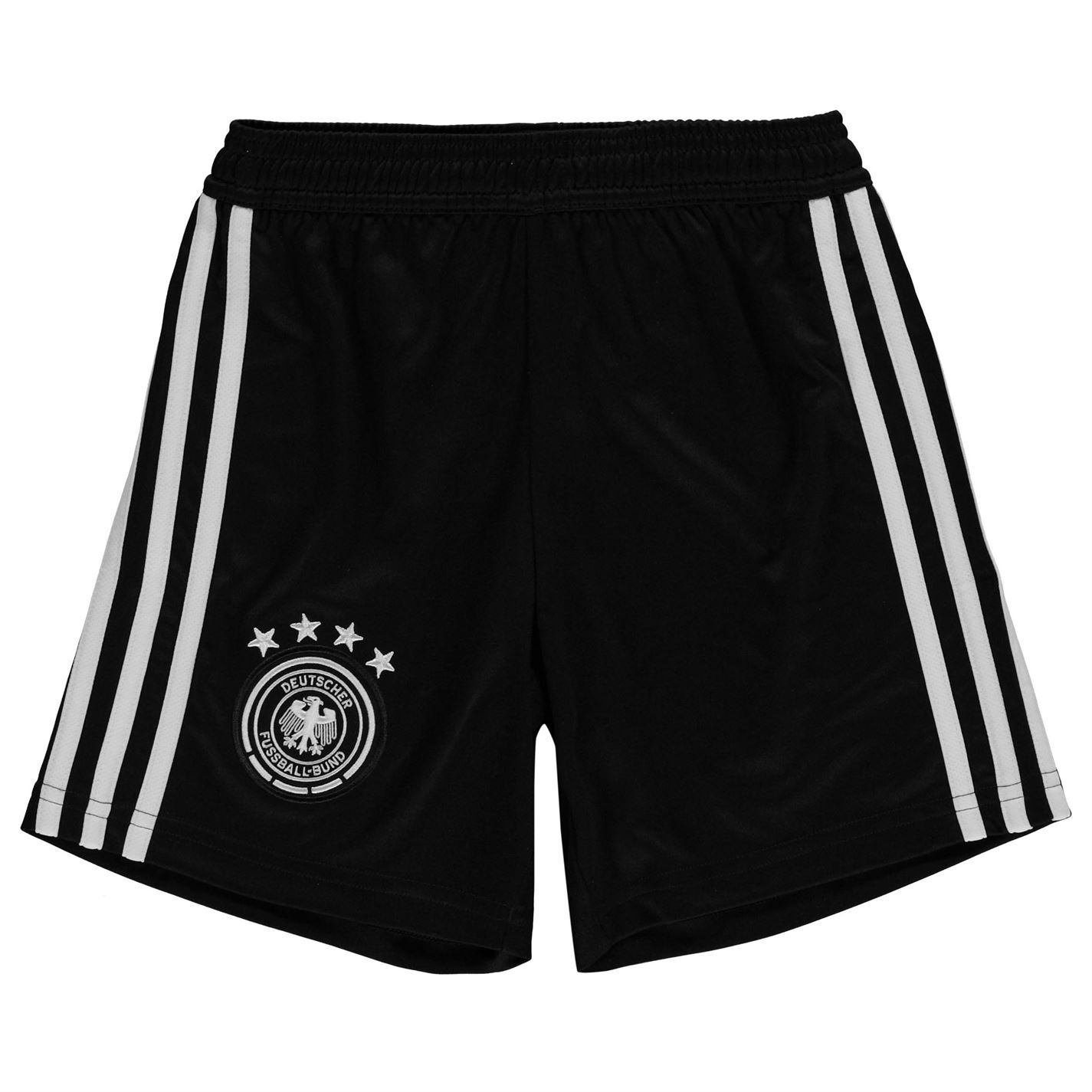4acaef2eebc adidas Germany Home Shorts FIFA World Cup 2018 Juniors Black Football Soccer