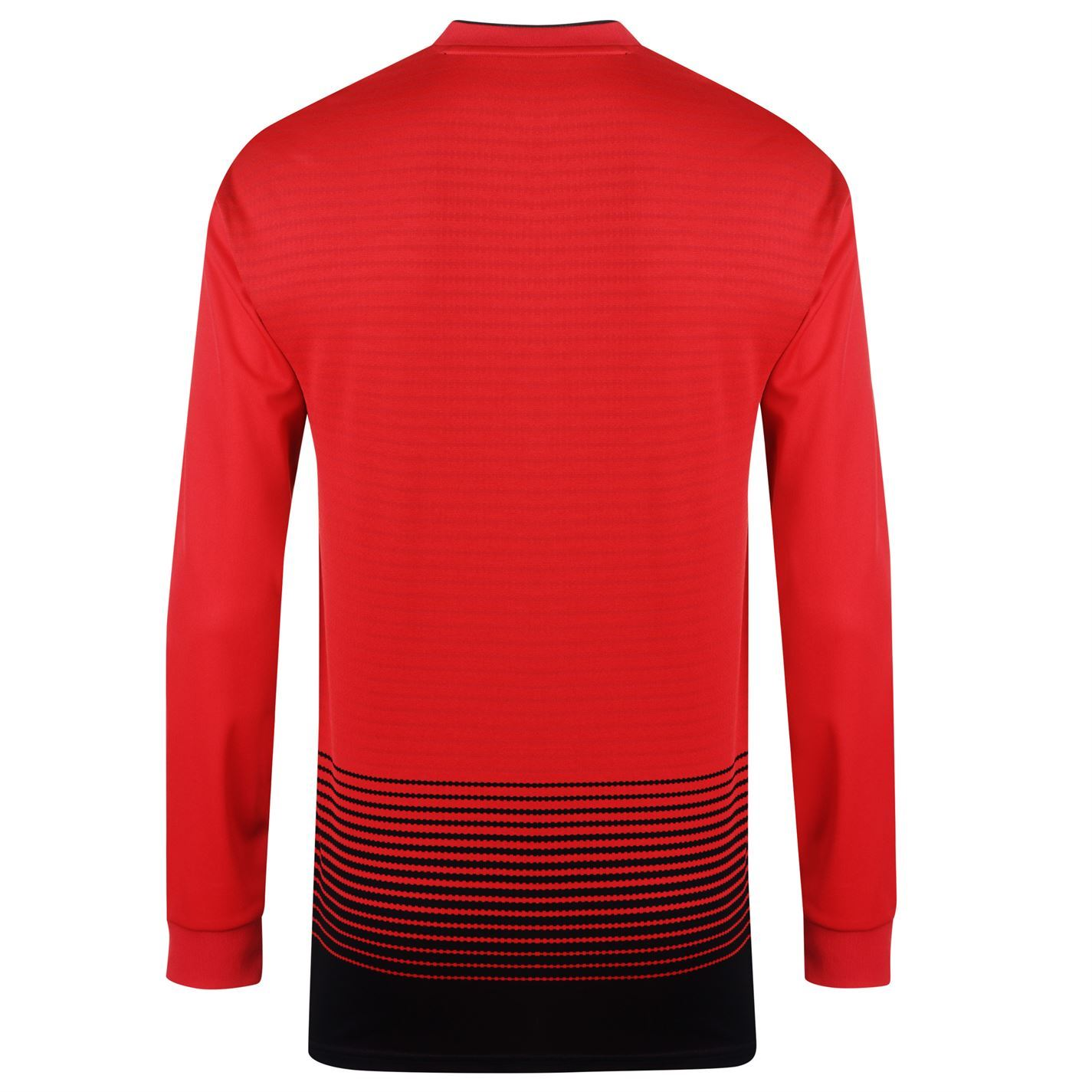 ee3b590612f adidas Manchester United LS Home Jersey 2018-19 Mens Red Football Soccer  Shirt