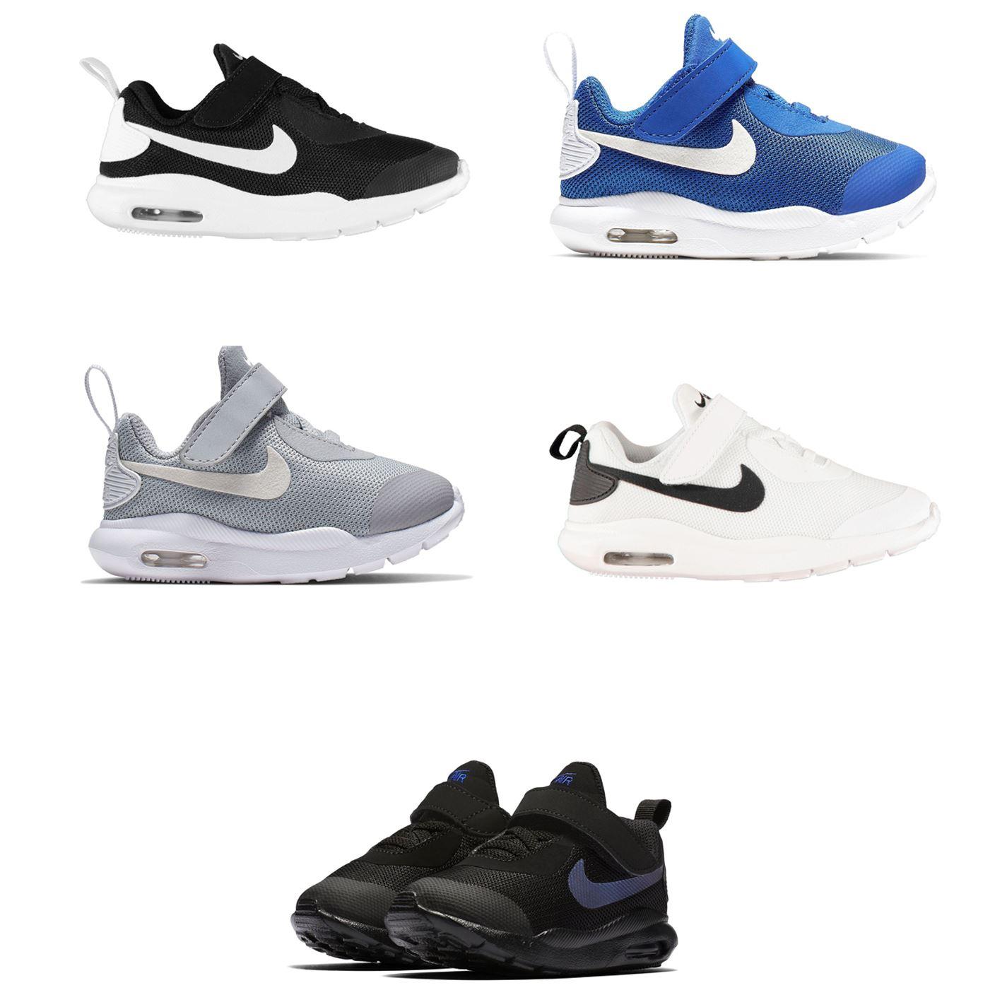 Détails sur Nike Air Max Oketo Baskets Enfants Garçons Chaussures Baskets Enfants Chaussures afficher le titre d'origine