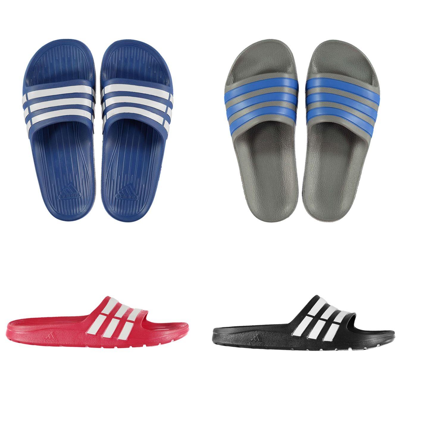 Adidas Duramo Tongs Piscine Chaussures Juniors Garçons