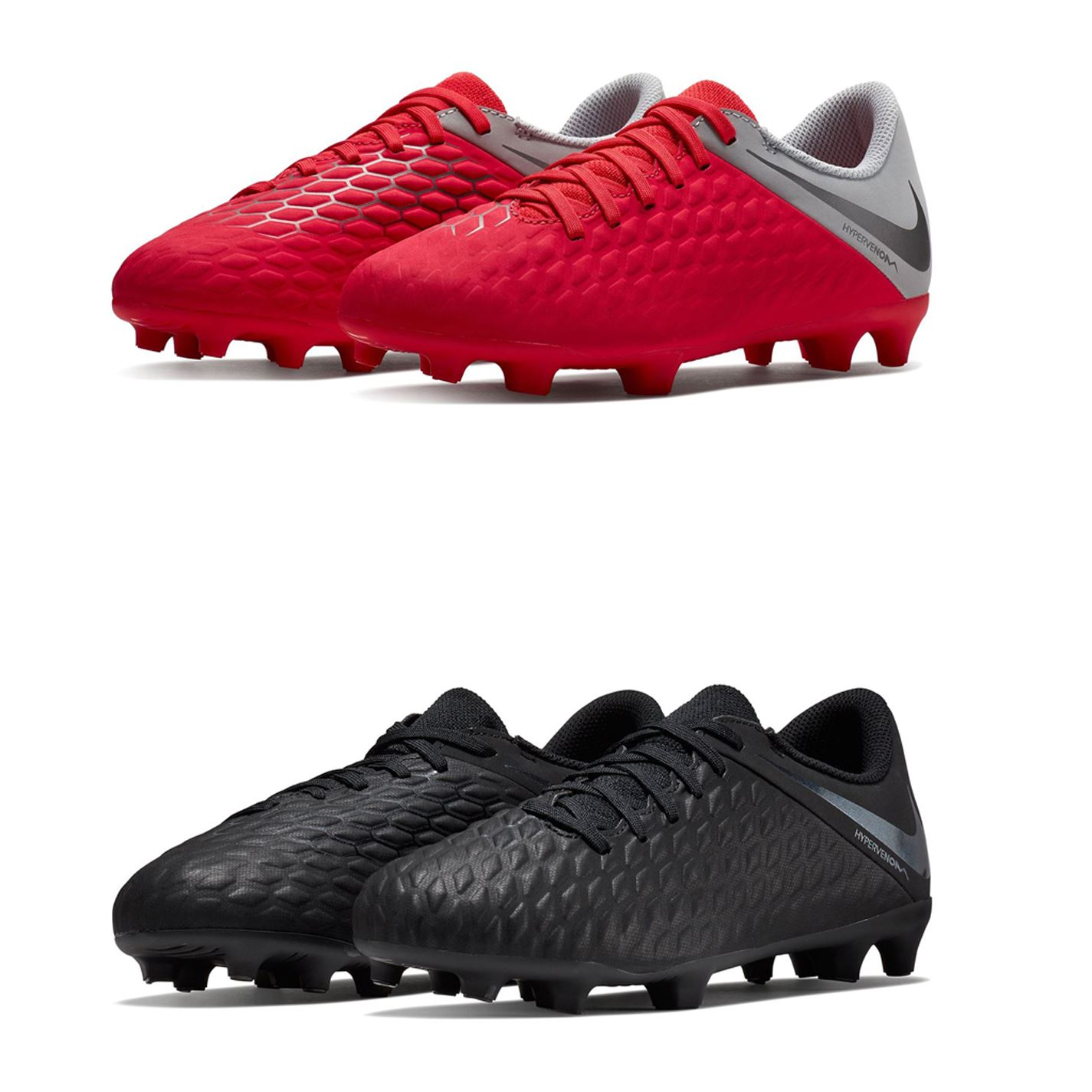 online retailer a7e3e ea68b Details about Nike Hypervenom Phantom Club Firm Ground Football Boots  Juniors Soccer Cleats