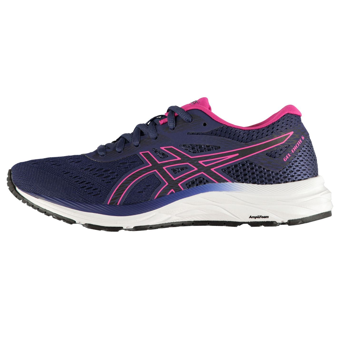 Details about Asics Gel Moya Running Shoes Womens Jogging Trainers Sneakers Fitness