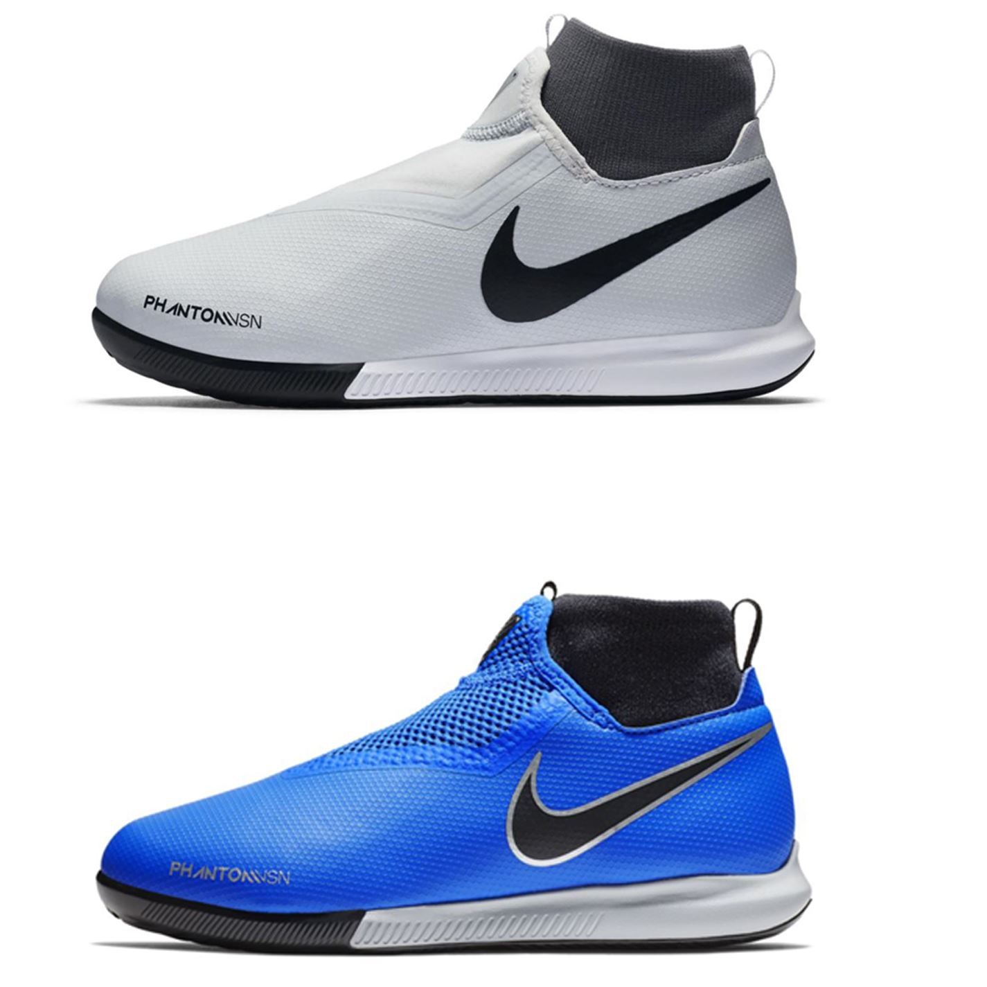 855d3651c Details about Nike Phantom Vision Academy DF Indoor Football Trainers  Juniors Soccer Shoes