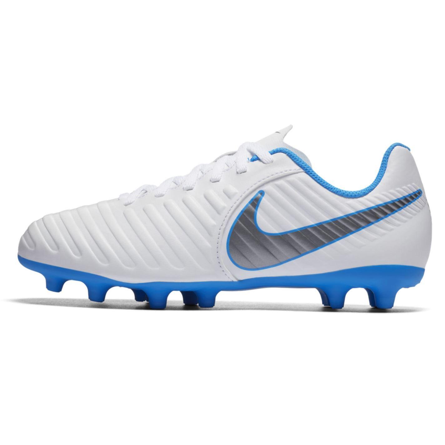 35e54d30954d ... Nike Tiempo Legend Club FG Firm Ground Football Boots Childs Soccer  Shoes Cleats