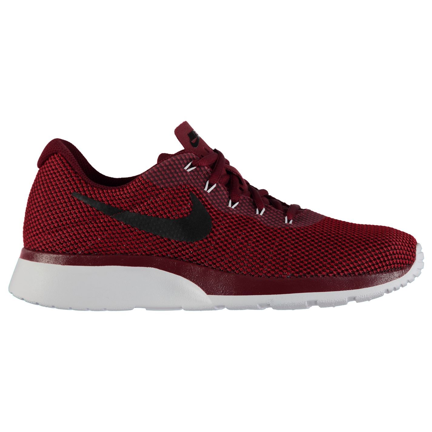 nike tanjun mens trainers red nz