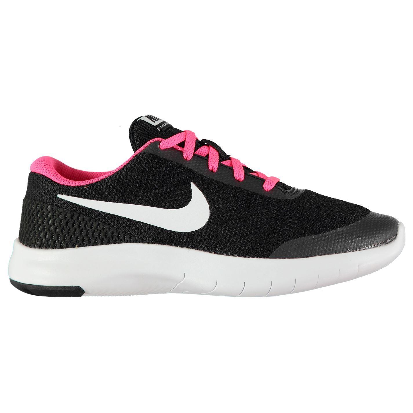 3b88dabaae45 ... Nike Flex Experience 7 Junior Girls Trainers Shoes Footwear ...