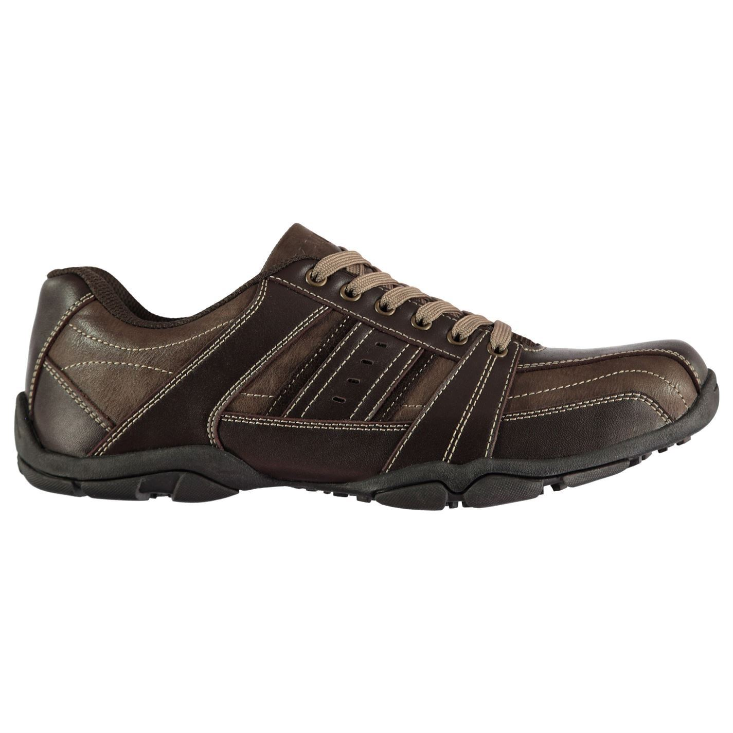 Kangol Euston Lace Trainers Mens Casual
