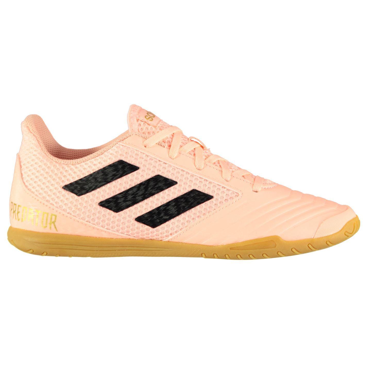10b6a31e4 ... adidas Predator Tango 18.4 Sala Indoor Football Trainers Mens Soccer  Shoes