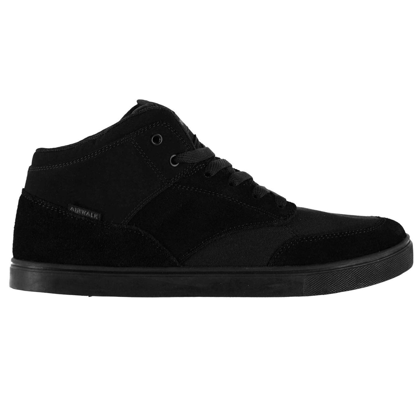 Airwalk Breaker Mid Skate Shoes Mens